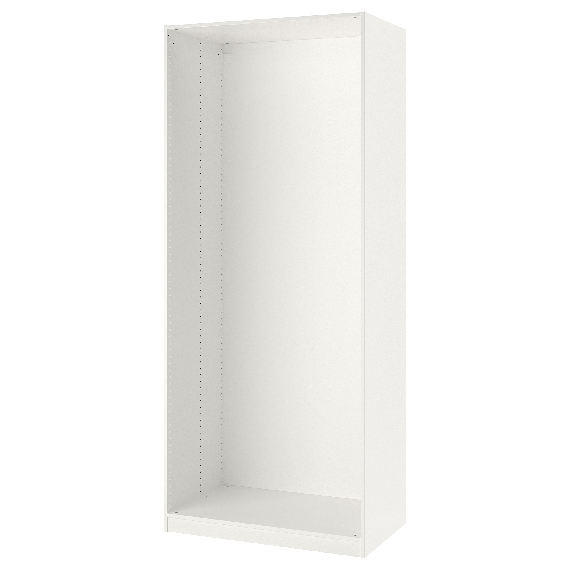 Ikea Wardrobe Leaning To One Side Wardrobe Frame Pax White