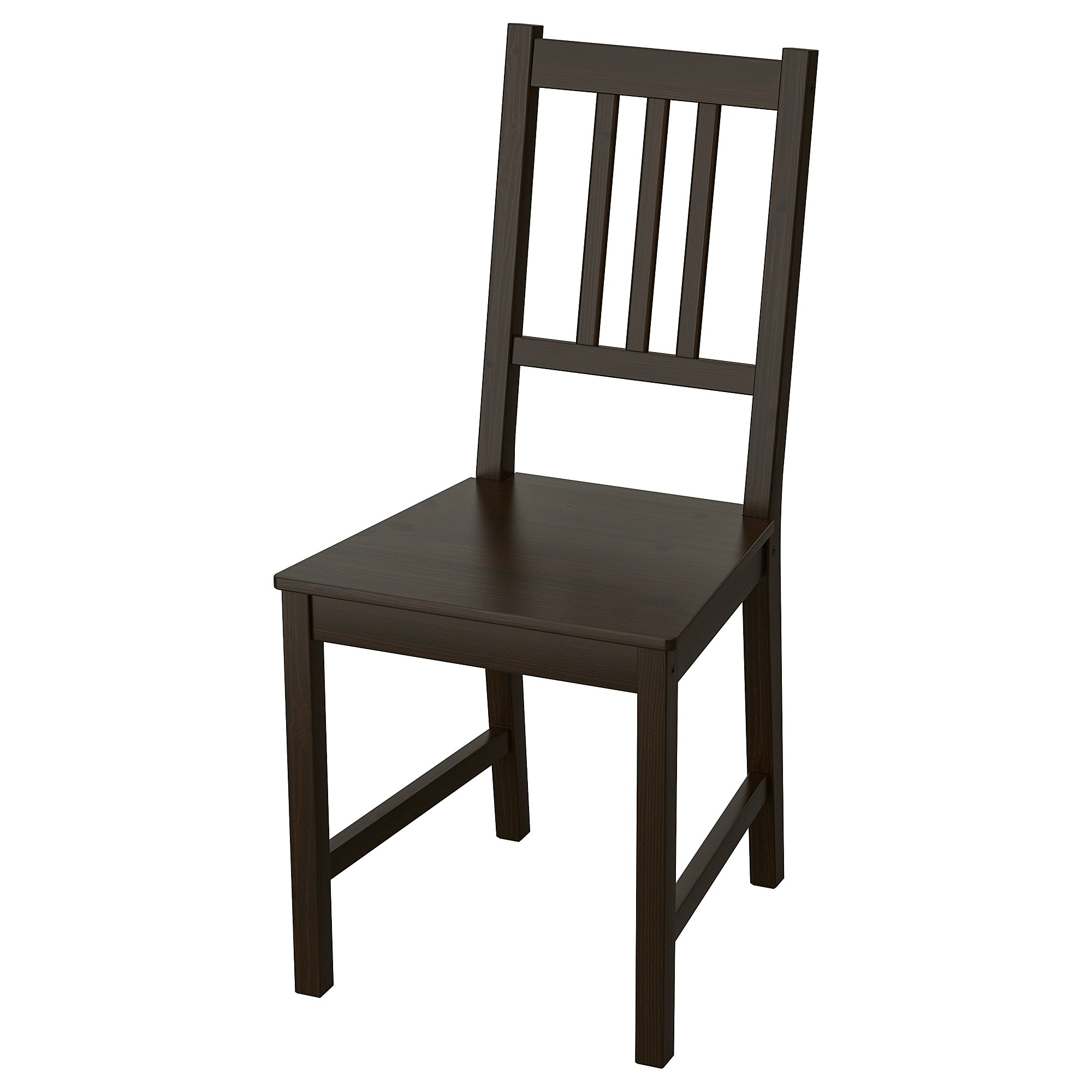 Dining Chairs Ikea Stefan Chair Brown Black