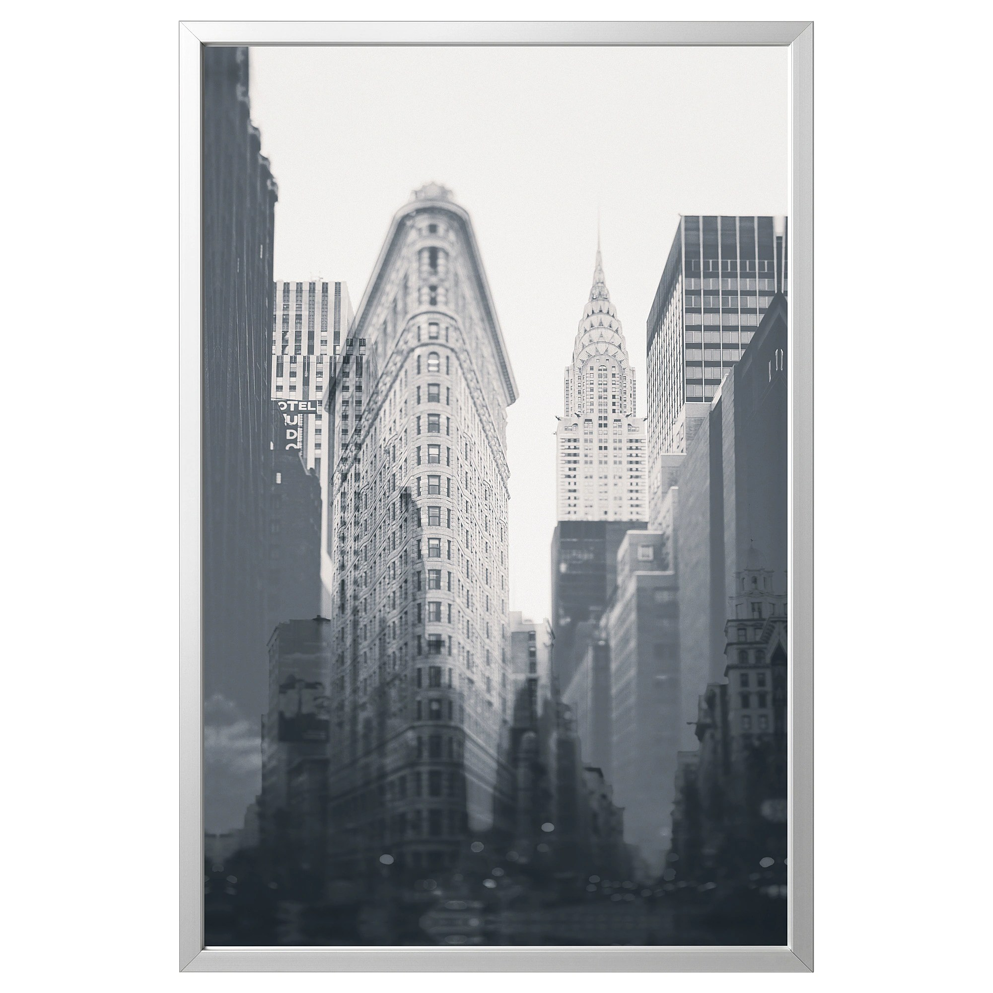 New York Poster Ikea Picture And Frame BjÖrksta New York City Aluminum Color