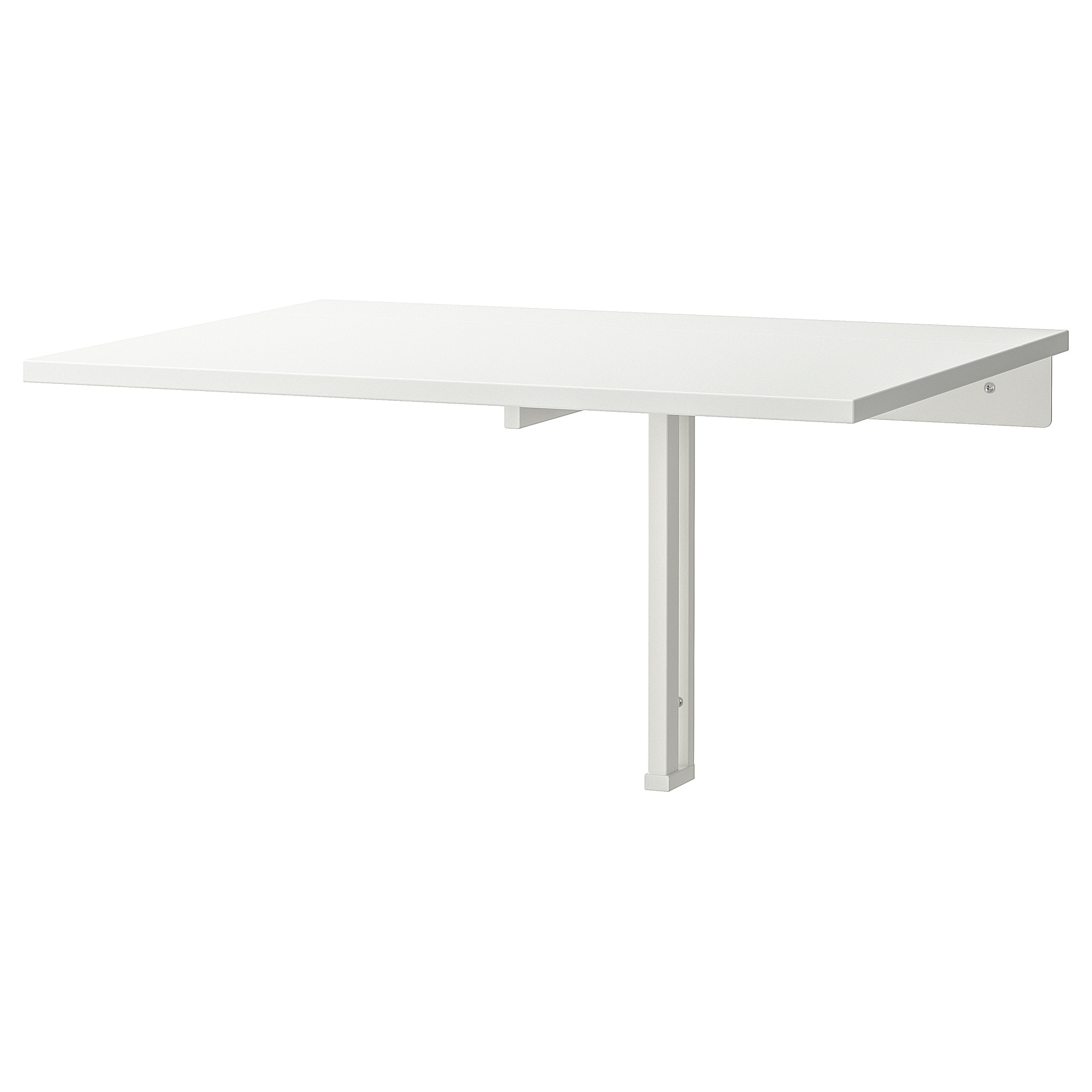 Küchentische Ikea Norberg Wall Mounted Drop Leaf Table White