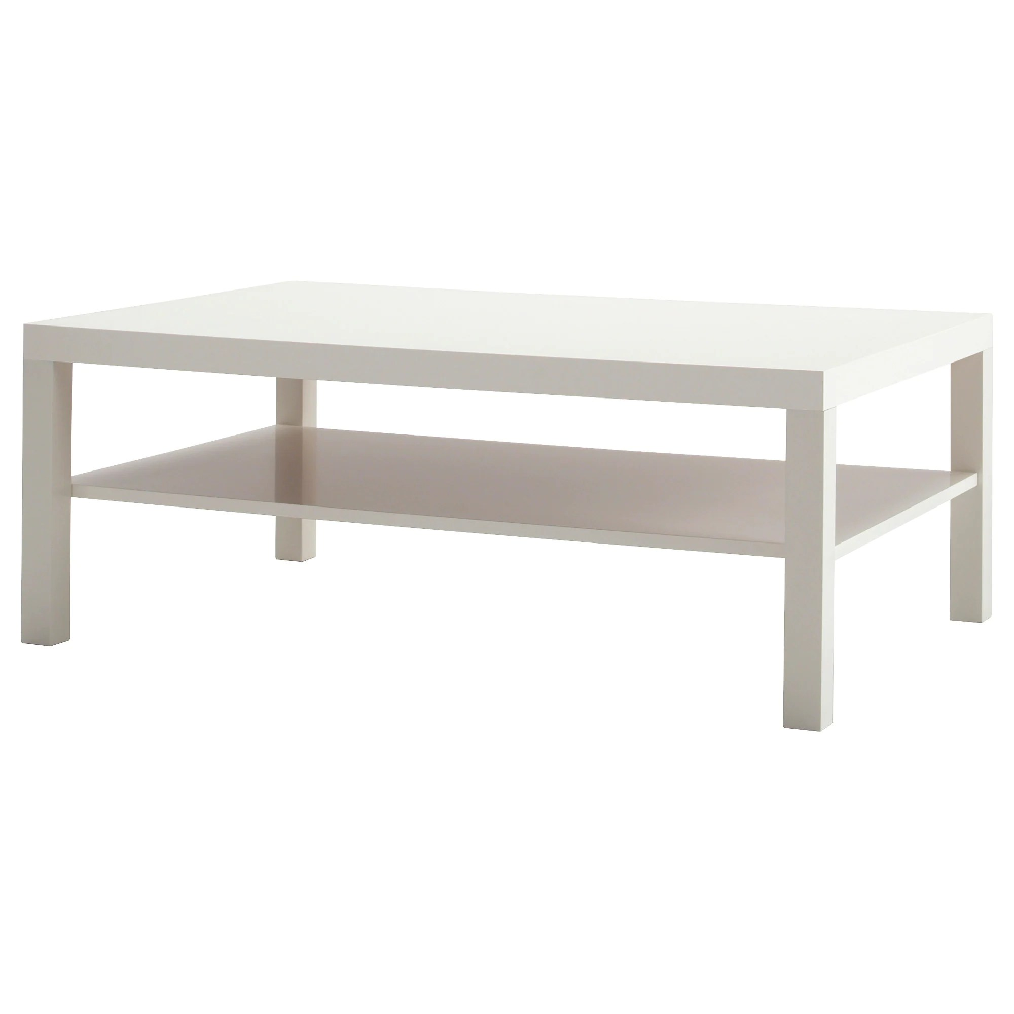 Couchtisch Oak Grey Lack Coffee Table White