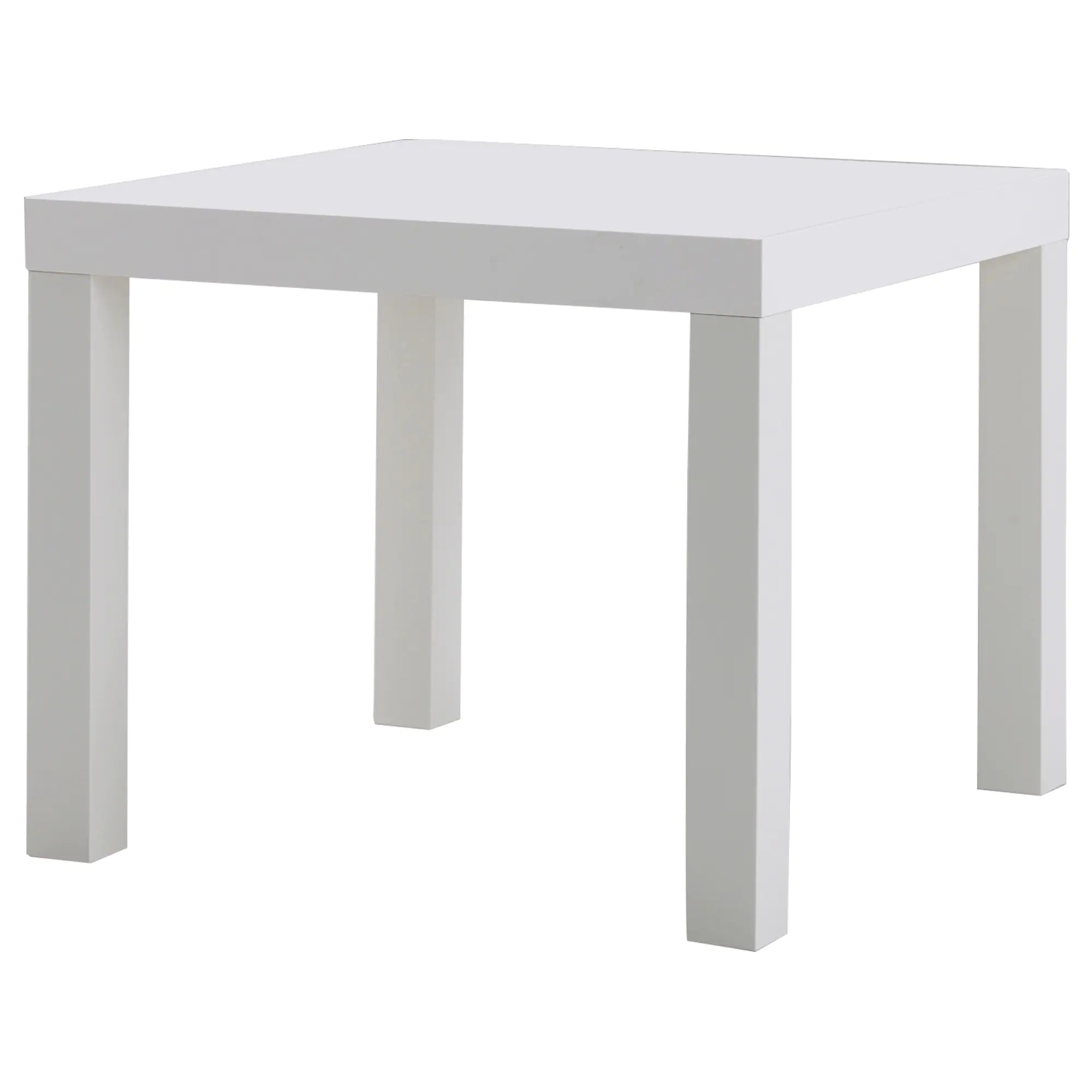 Ikea Table Lack Side Table White