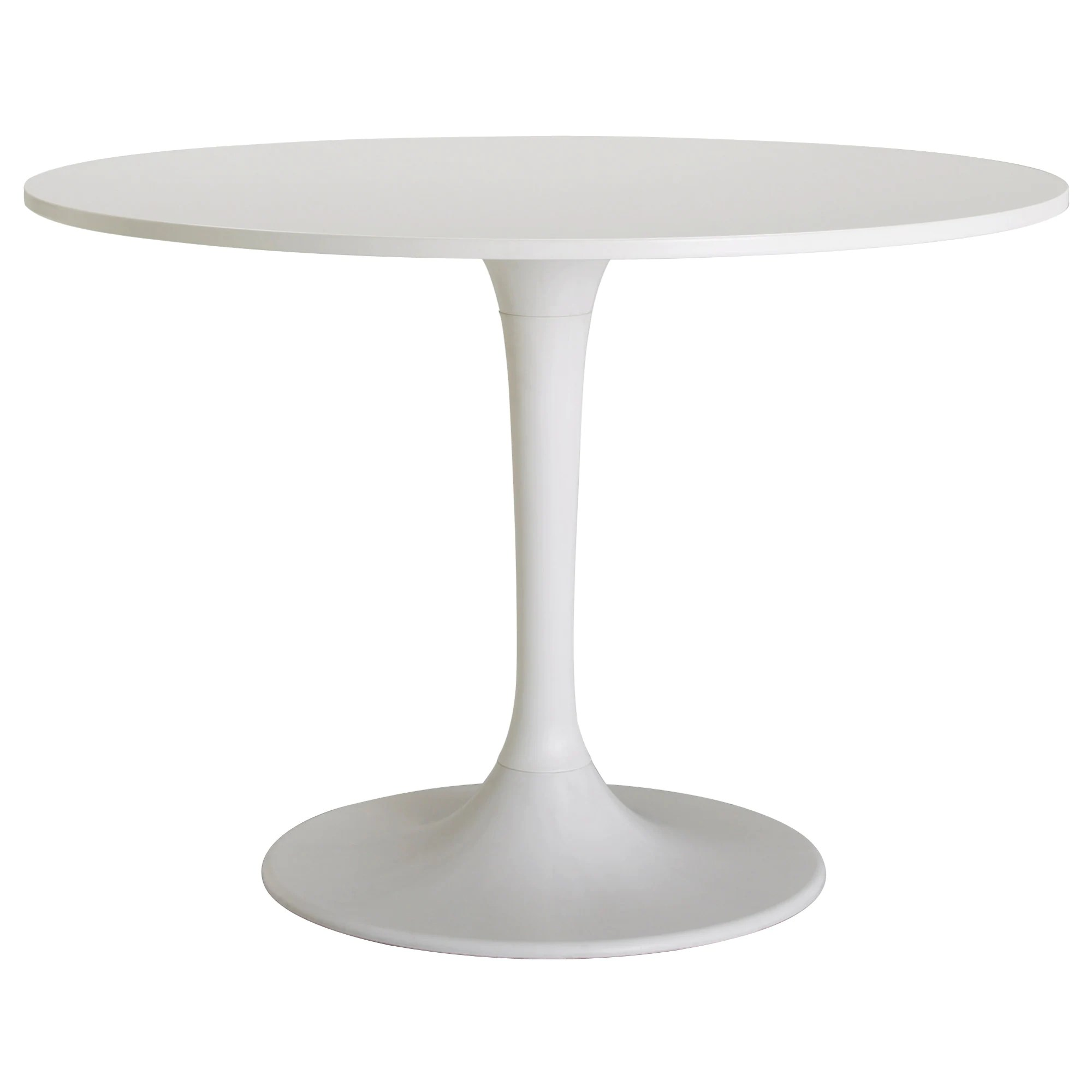 Table Tulipe Blanche Table Tulipe Blanche