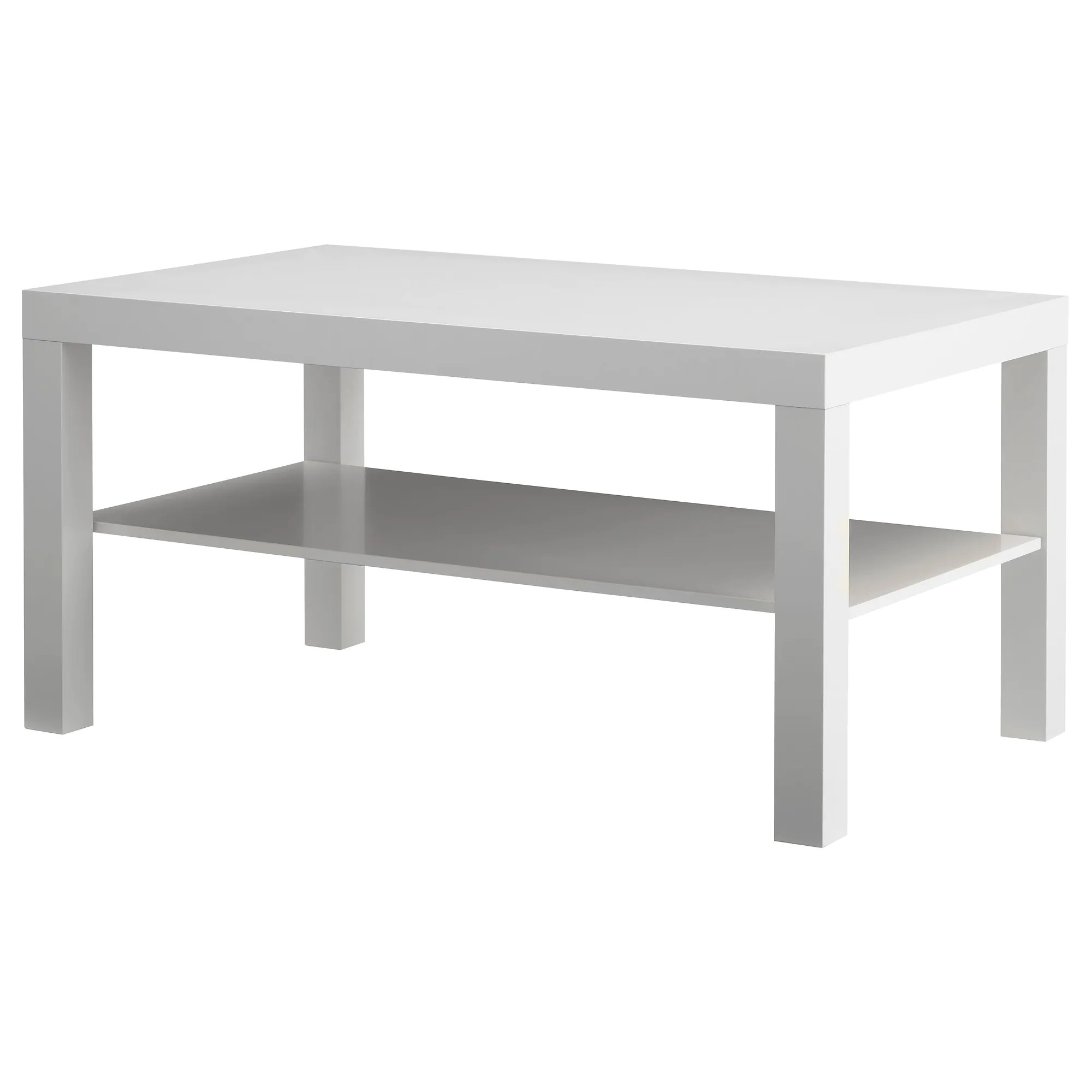 Kallax Couchtisch Coffee Table Lack White