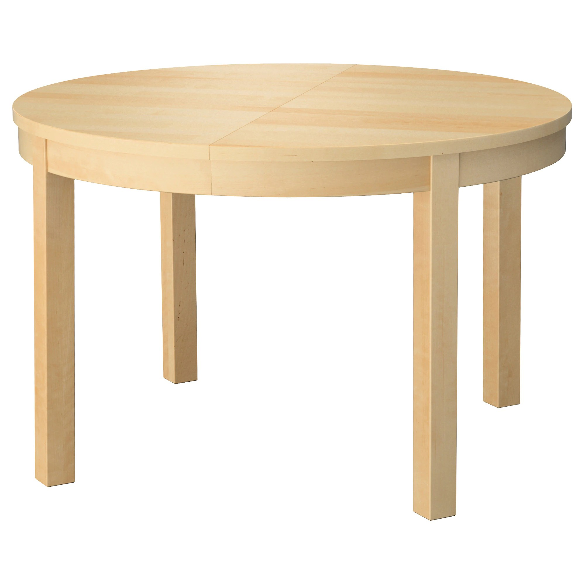 Table Bjursta Occasion Ikea Table Ronde Table De Lit