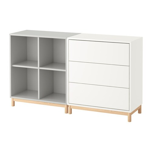 Aktenschrank Ikea Eket Cabinet Combination With Legs - Ikea