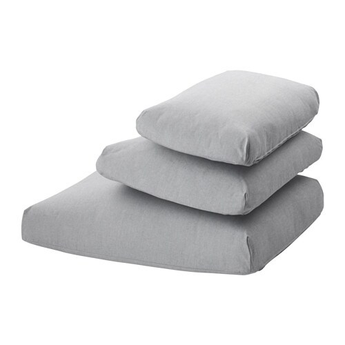 Ikea Ps 2017 Cushion Set For Corner Easy Chair Ikea - Ps Sessel