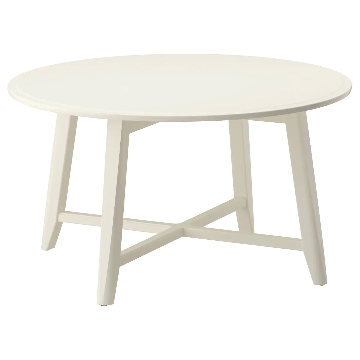 Ikea Table Basse Noir Kragsta Table Basse Blanc 90 Cm Ikea