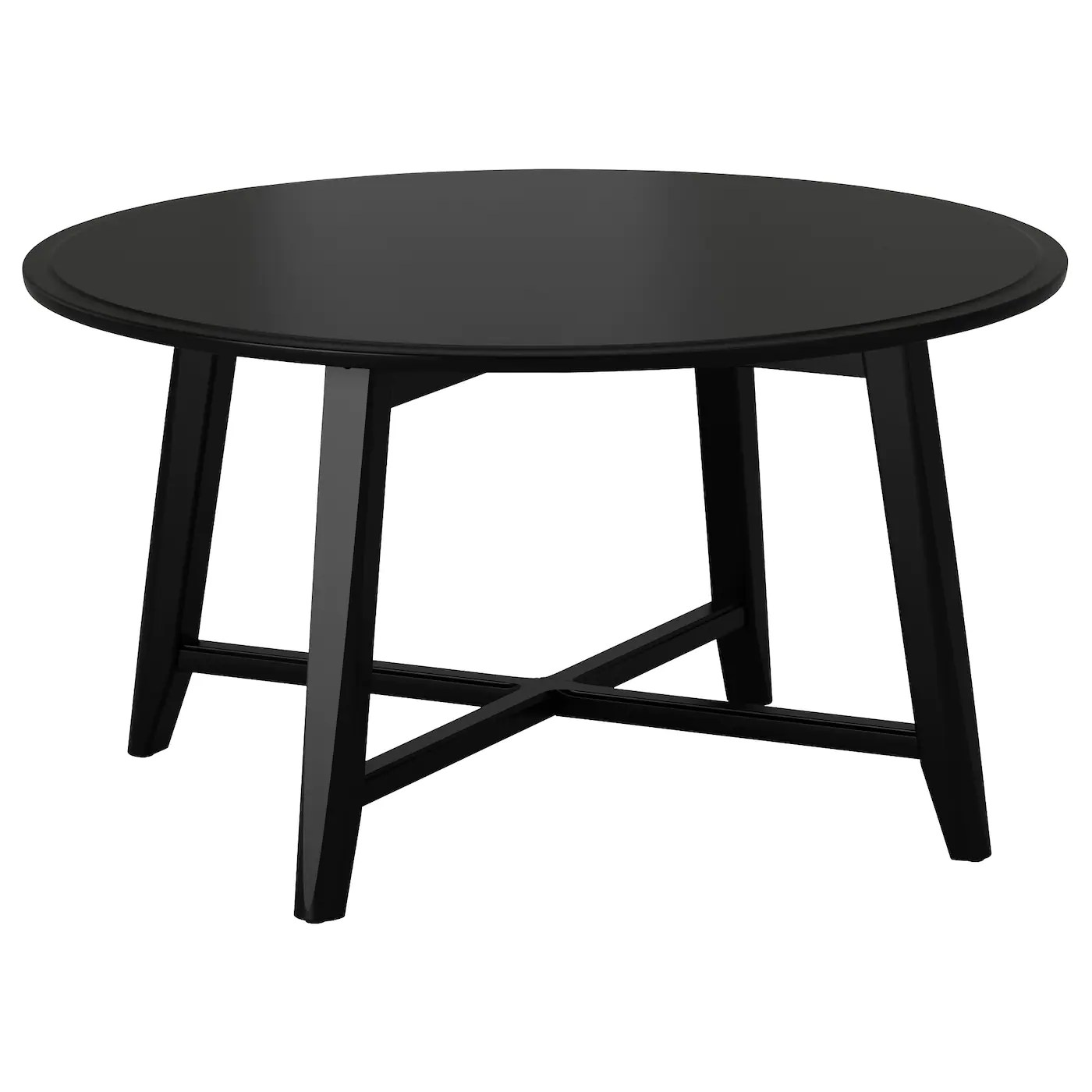 Ikea Table Basse Noir Kragsta Table Basse Noir