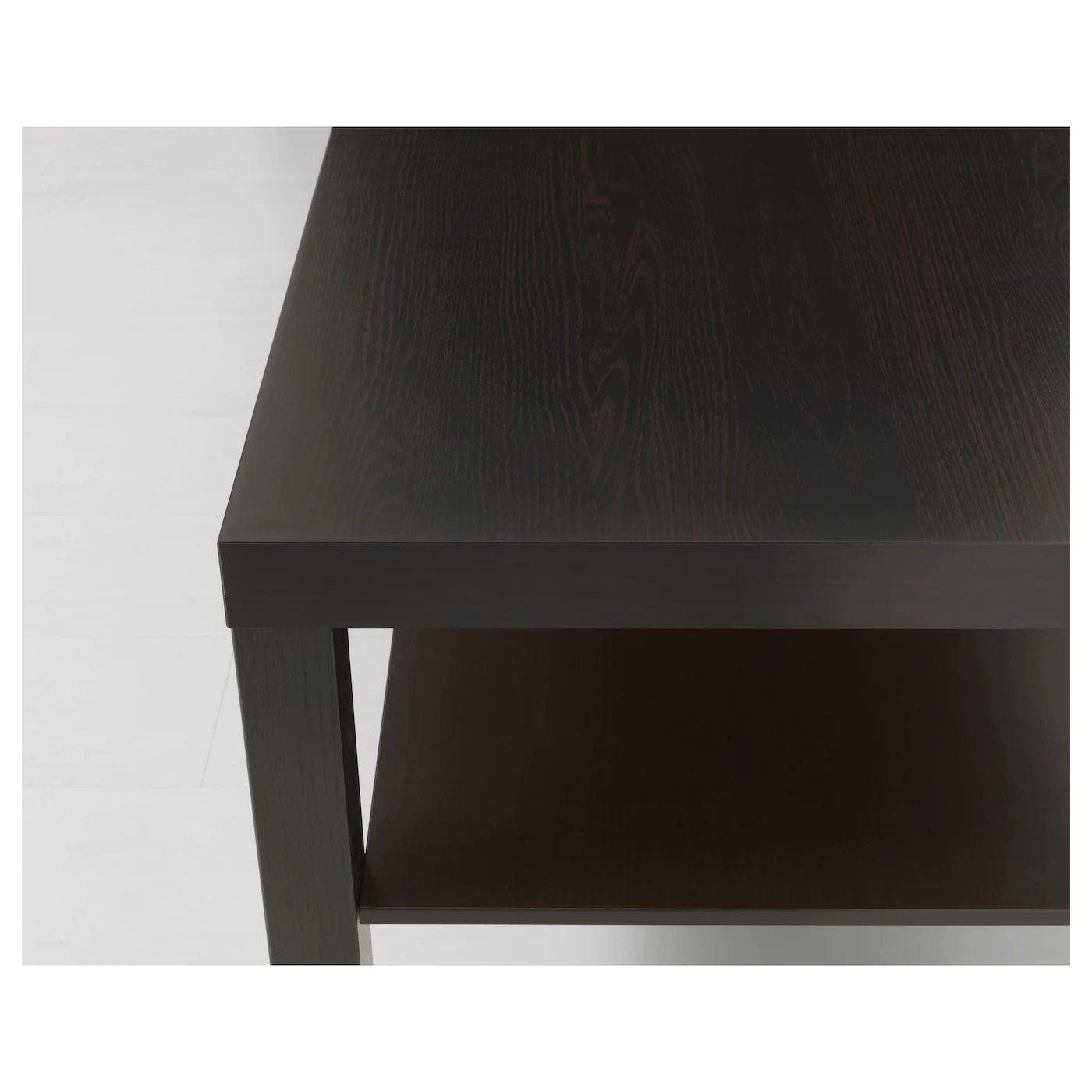 Ikea Table Basse Noir Lack Table Basse Brun Noir 90 X 55 Cm Ikea