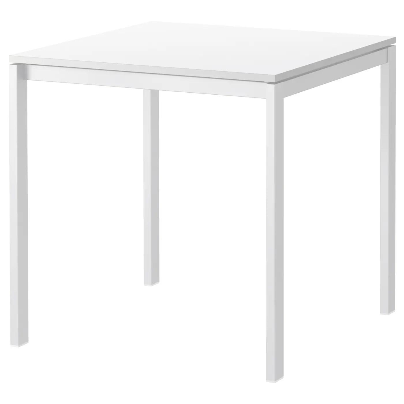 Table Ikea Blanche | Table Blanche Finest Table De Jardin Table ...
