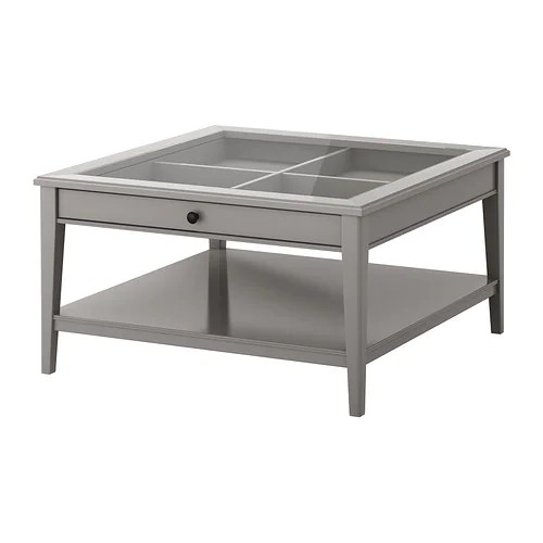 Liatorp Coffee Table Gray Glass Ikea - Ikea Sinnerlig Couchtisch