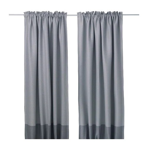 Marjun Block Out Curtains 1 Pair Ikea - Ikea Vorhang Marjun