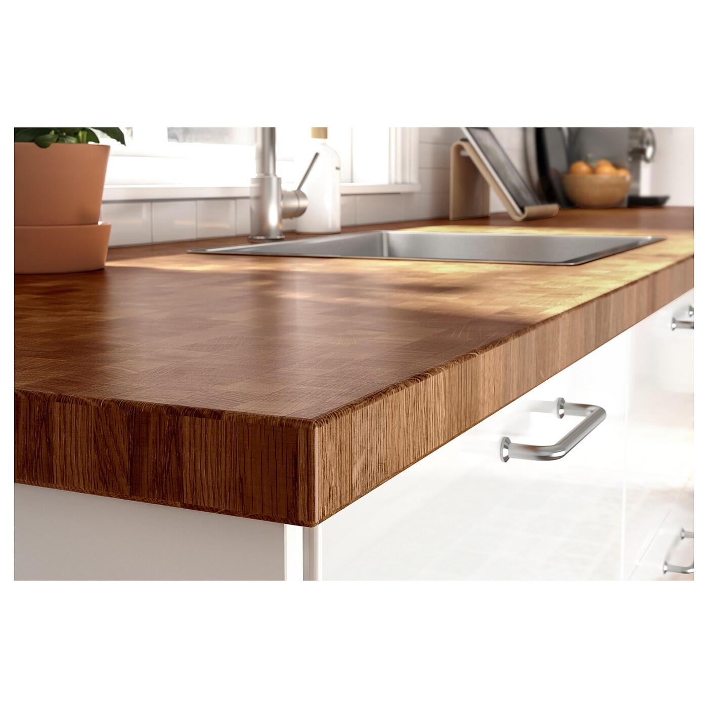 SkogsÅ Countertop Oak Veneer Shop Here Ikea