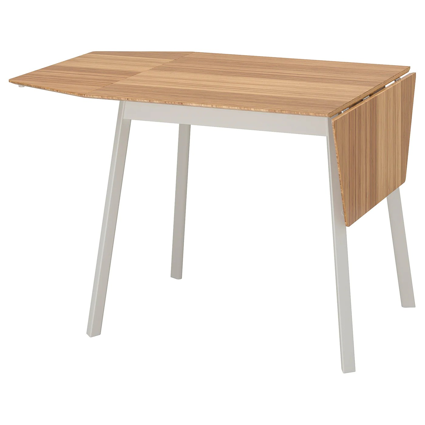 Ikea Ps 2012 Table à Abattants Bambou Blanc Magasinez Ici Ikea