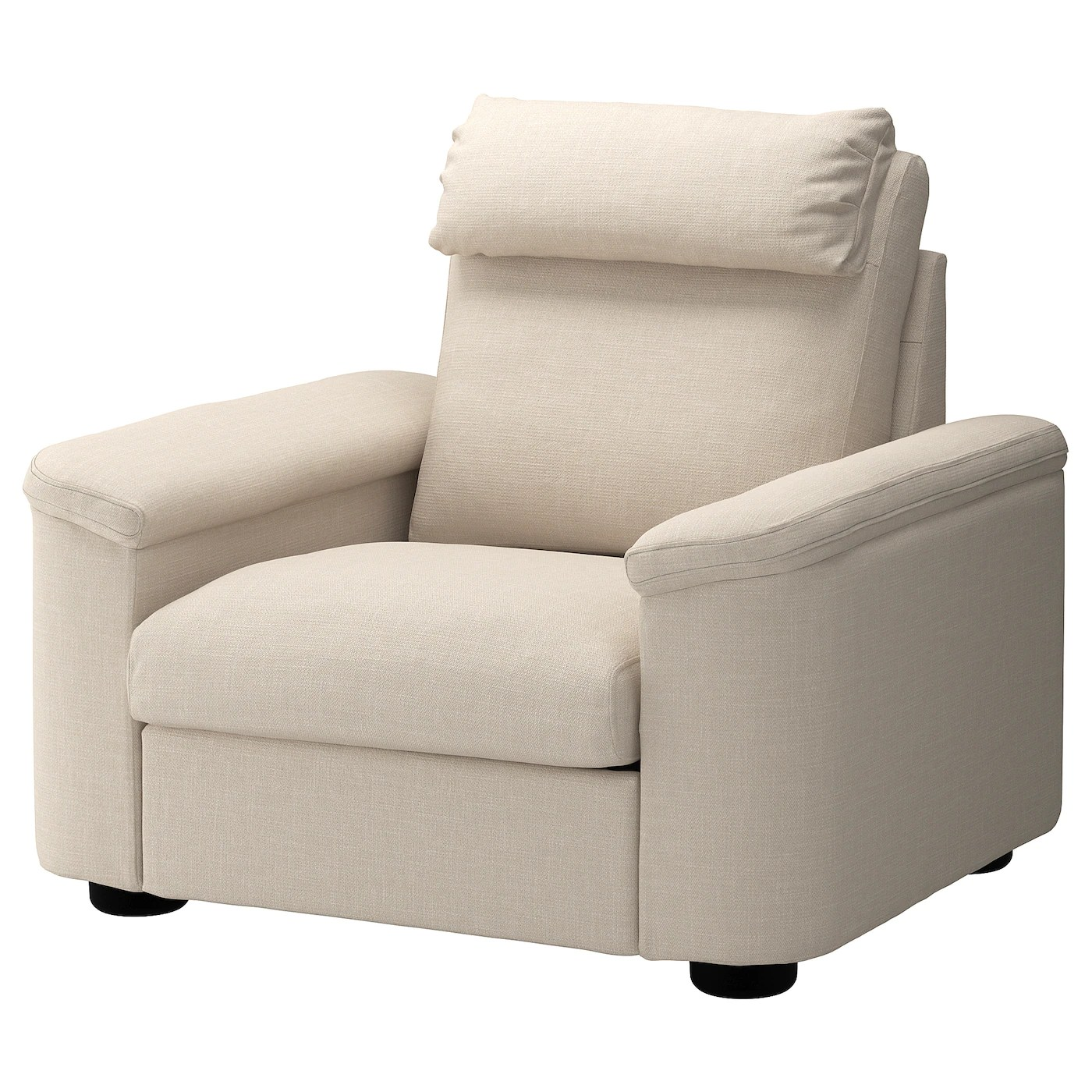 Lidhult Fauteuil Gassebol Beige Clair Ikea Canada Ikea