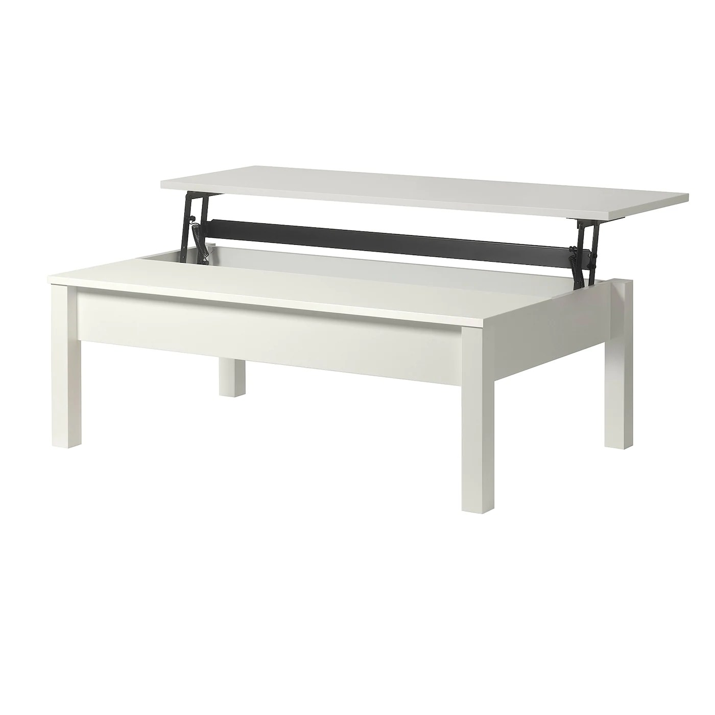 Trulstorp Table Basse Blanc 115x70cm Magasinez Ici Ikea