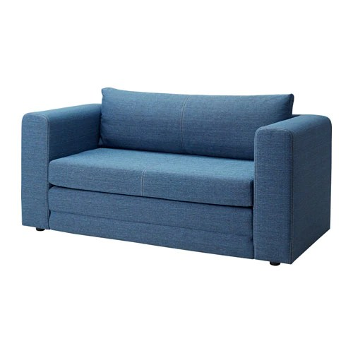 Ikea Berlin Sessel Askeby 2er-bettsofa - Blau - Ikea