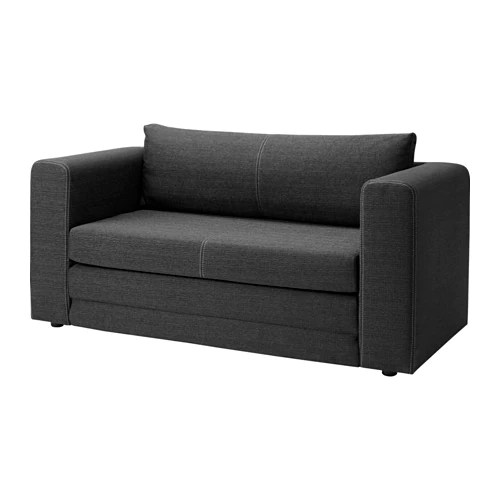 Bett Sofa Kombination Askeby 2er-bettsofa - Grau - Ikea