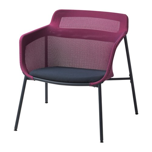 Ikea Berlin Sessel Ikea Ps 2017 Sessel - Rosa/blau - Ikea