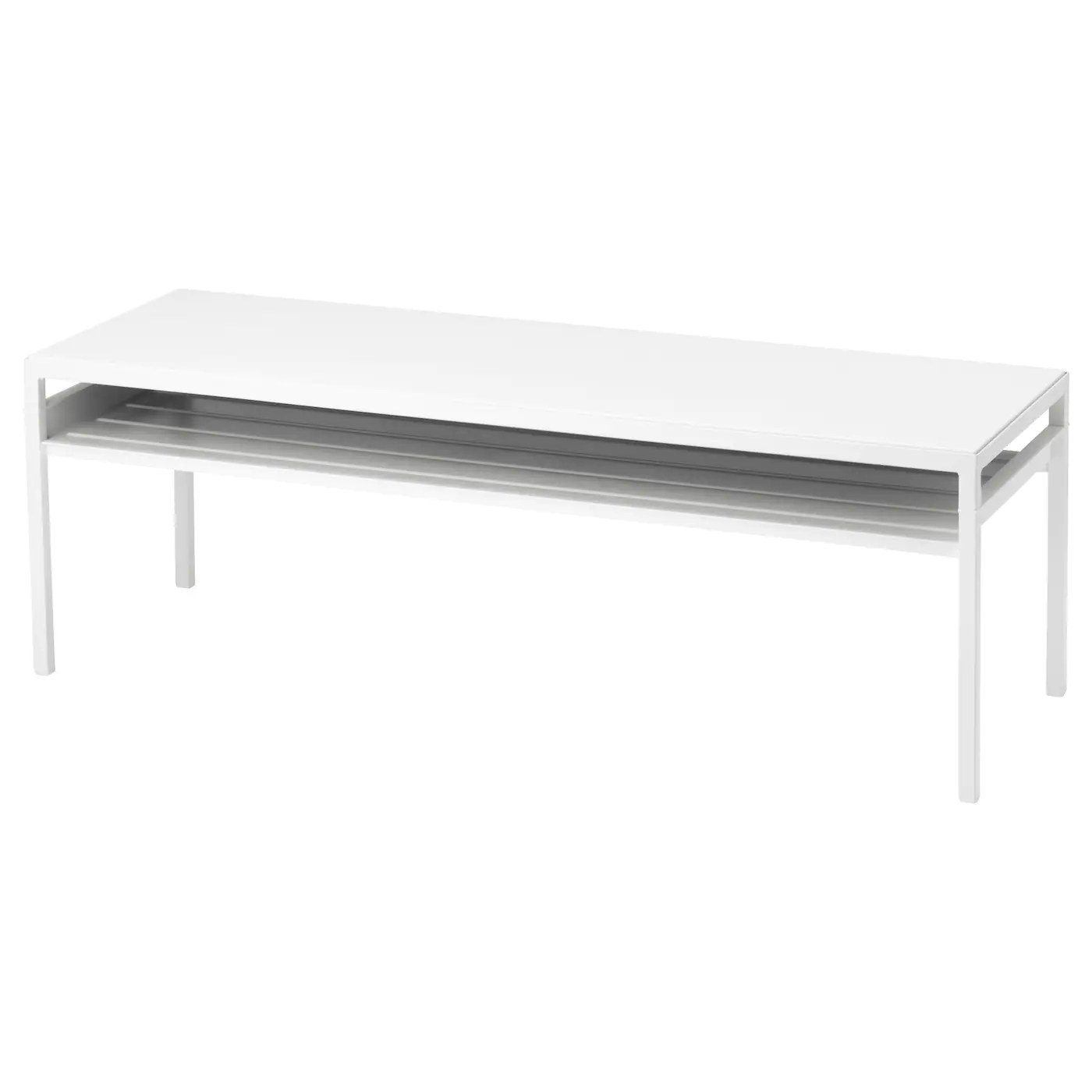 Couchtisch Dias Nyboda Coffee Table W Reversible Table Top White Grey