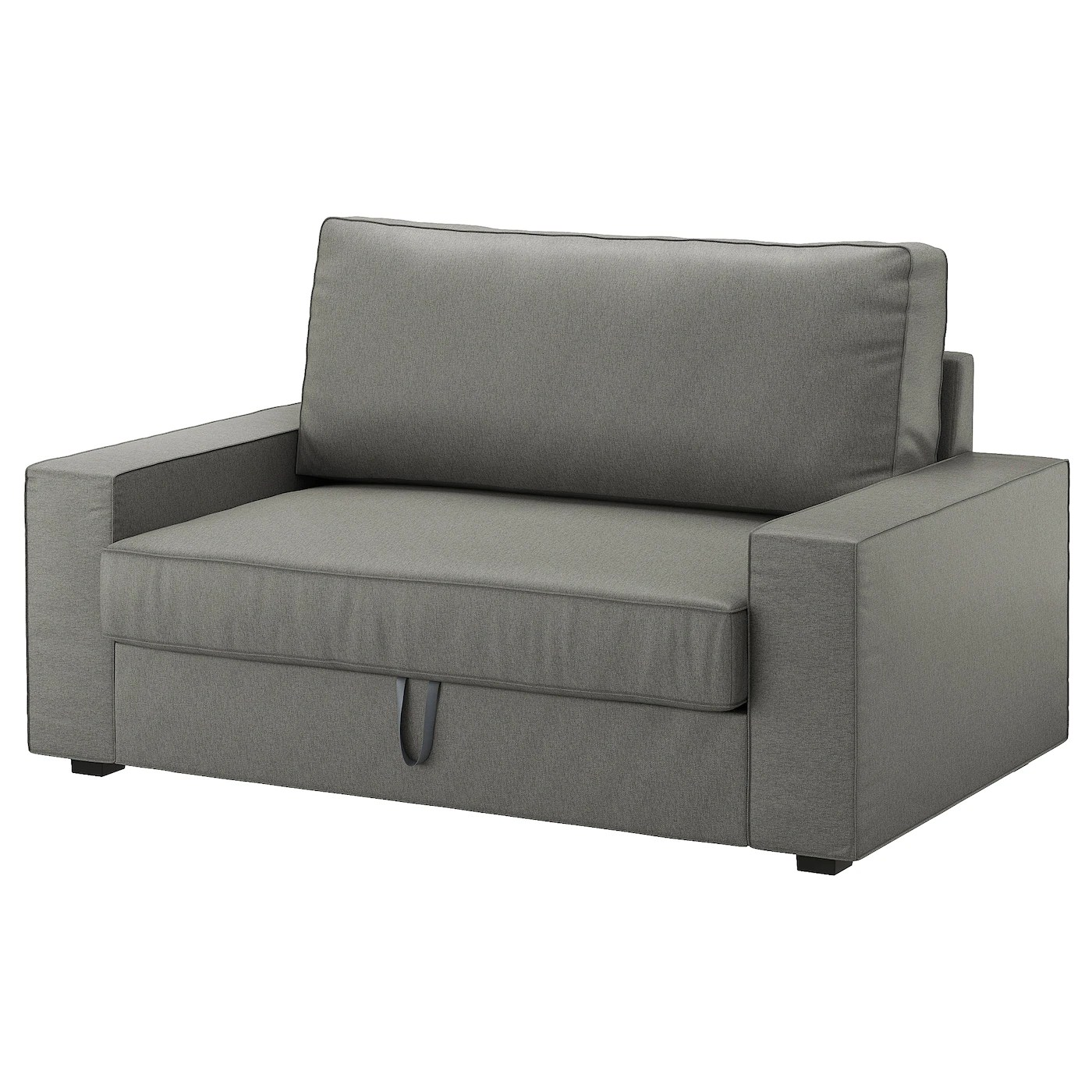 Ikea Vilasund 2 Two Seat Sofa Bed Cover Only New Discontinue Hillared Anthracite Sointechile Cl