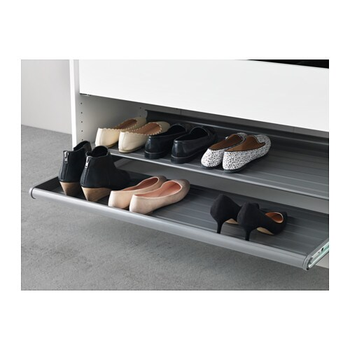 Rangement Chaussure Coulissant Rangement Chaussures Ikea Pax