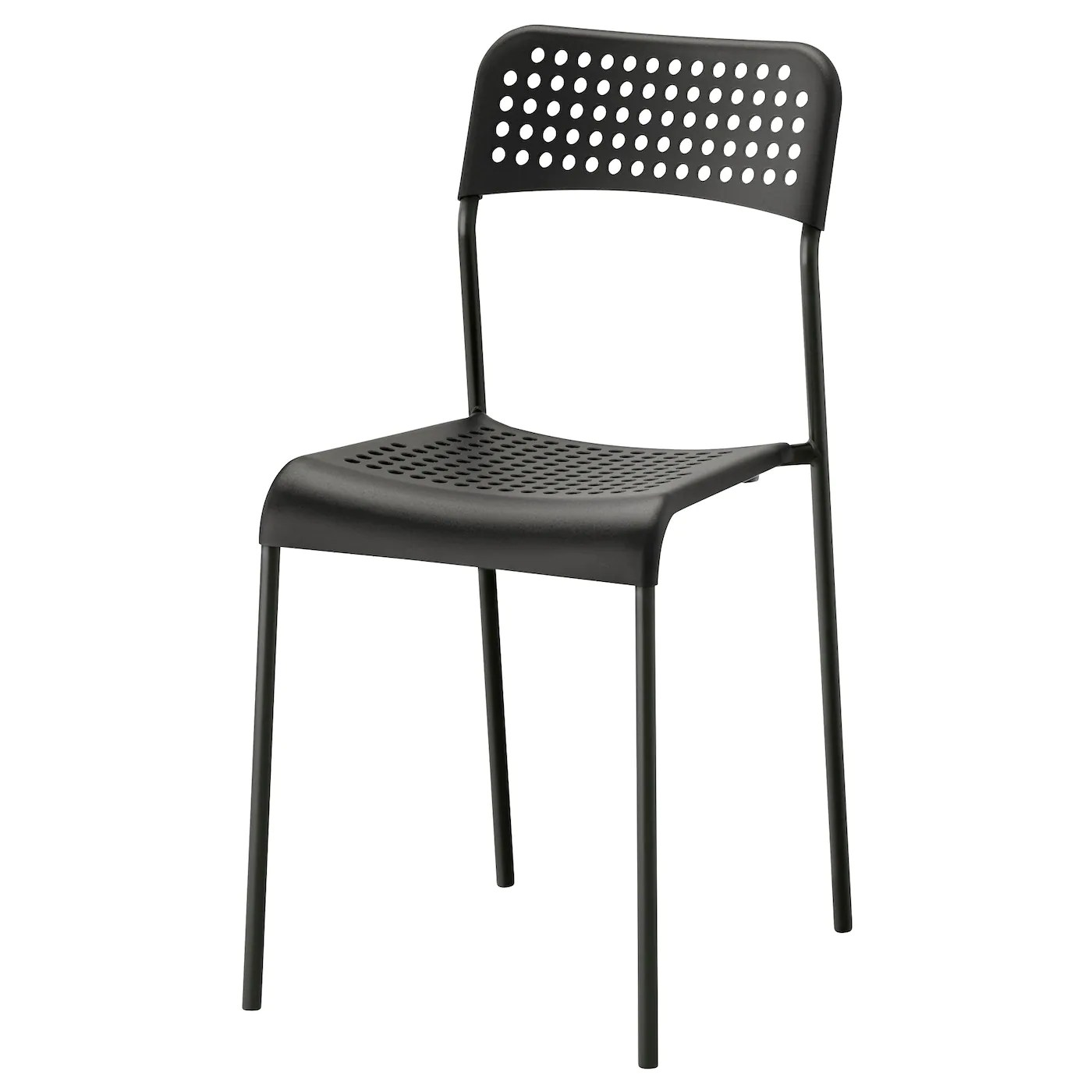 Ikea Black Chair Adde Chair Black Ikea