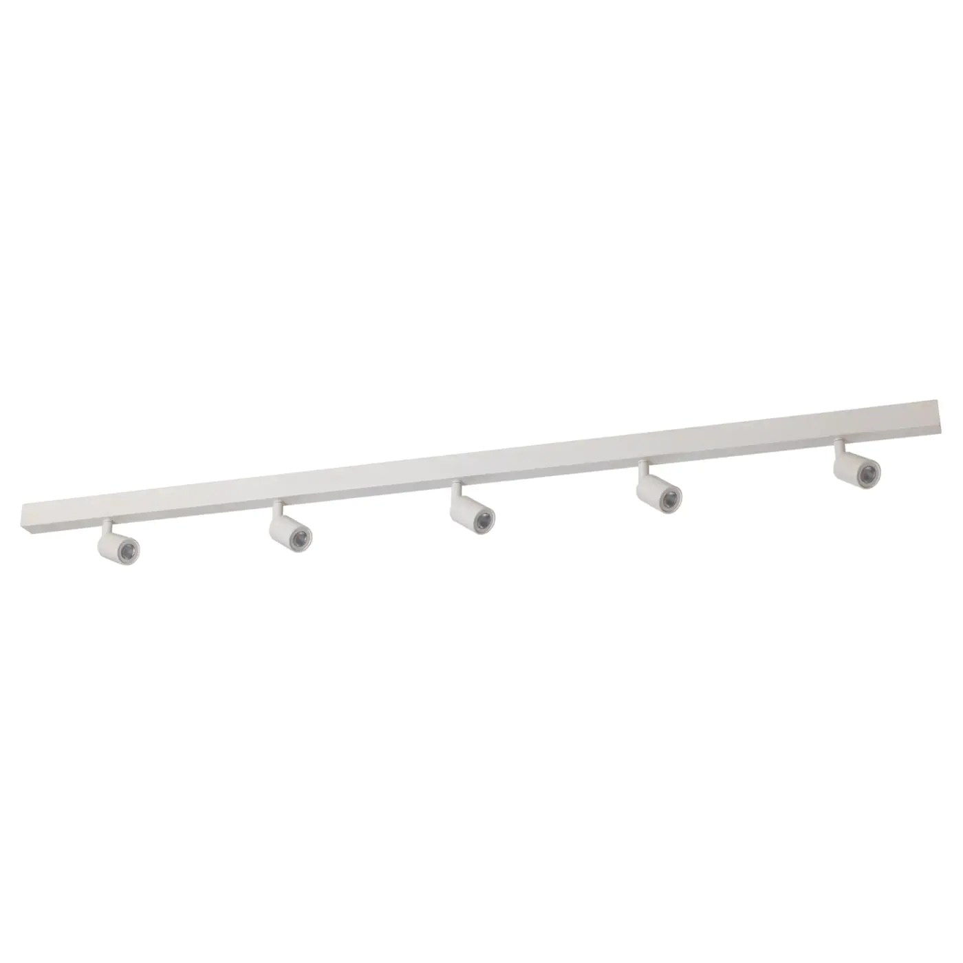 Philips Cucina Verlichting BÄve Led Ceiling Track 5 Spots White Ikea