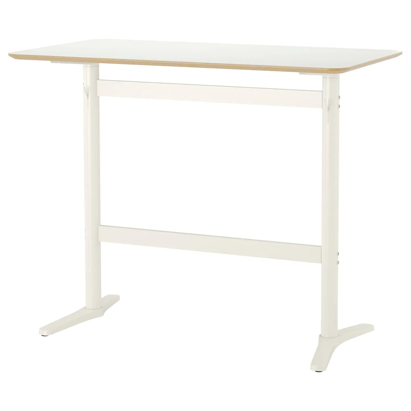 Table Bar Ikea Billsta Bar Table White White
