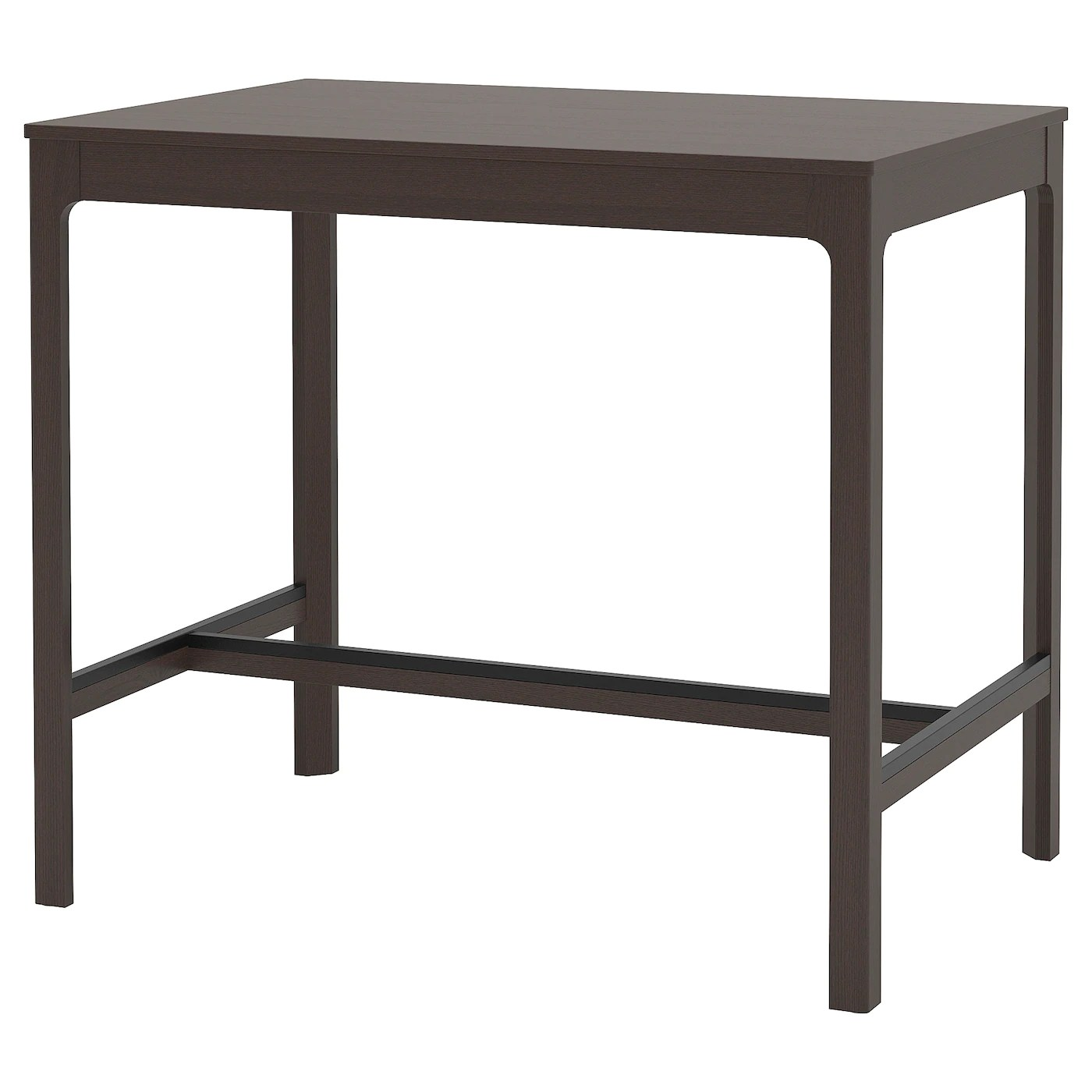 Table Bar Ikea Ekedalen Bar Table Dark Brown