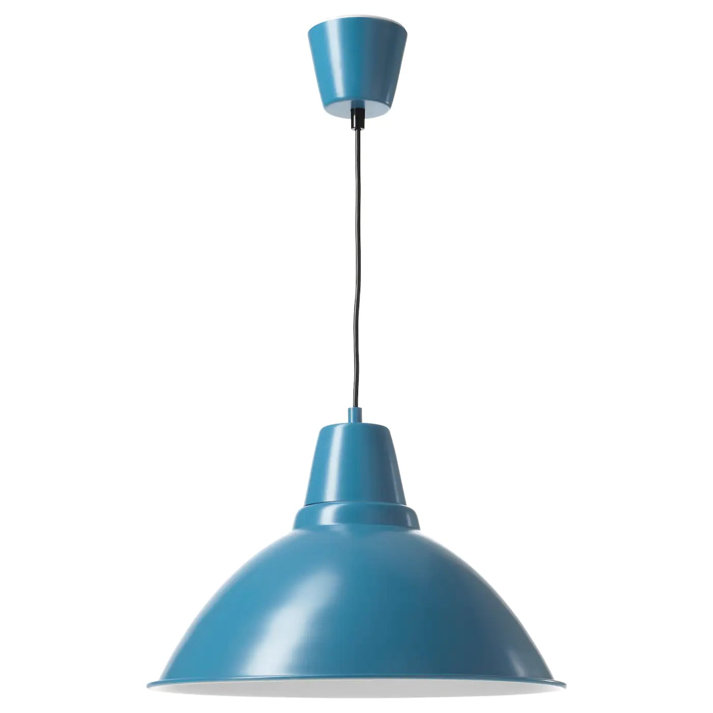 Ikea Light Pendant Foto Pendant Lamp Blue 38 Cm Ikea