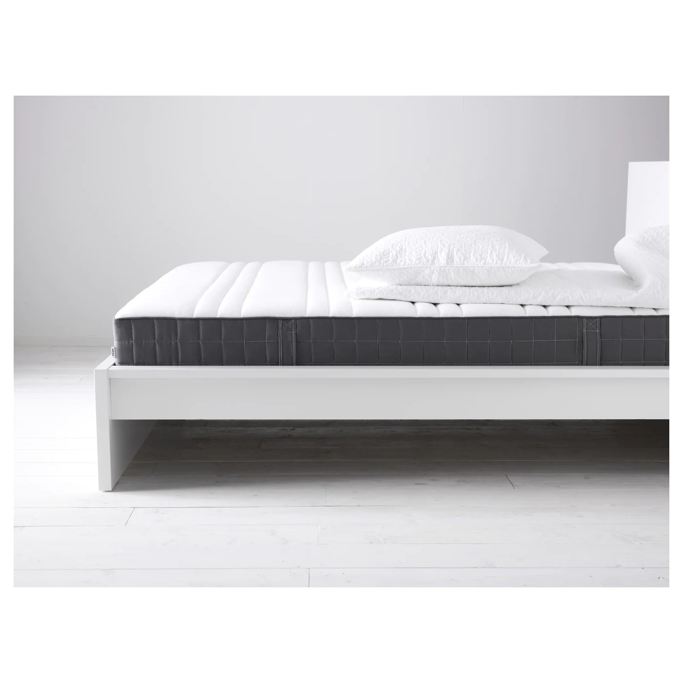 Hovag Mattress HÖvÅg Pocket Sprung Mattress Firm Dark Grey