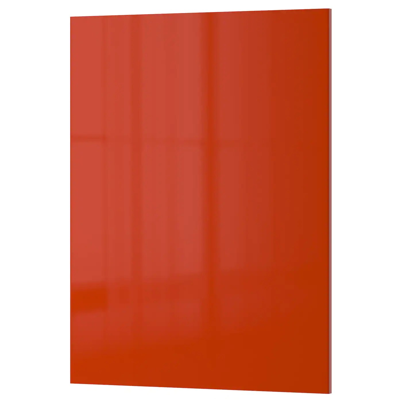Küche Orange Hochglanz JÄrsta Door High Gloss Orange 60x80 Cm Ikea