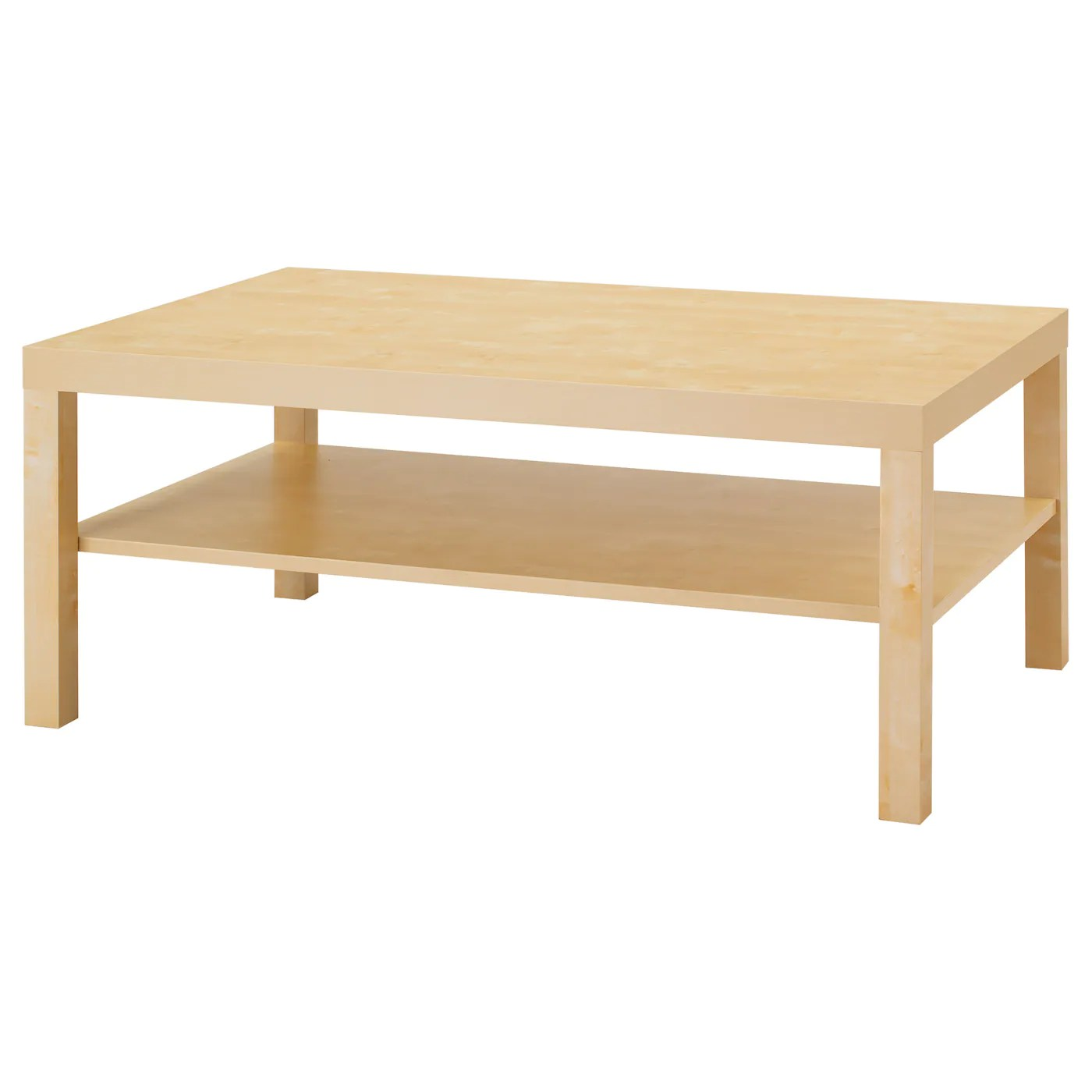Ikea Lack Couchtisch Lack Coffee Table Birch Effect 118 X 78 Cm Ikea