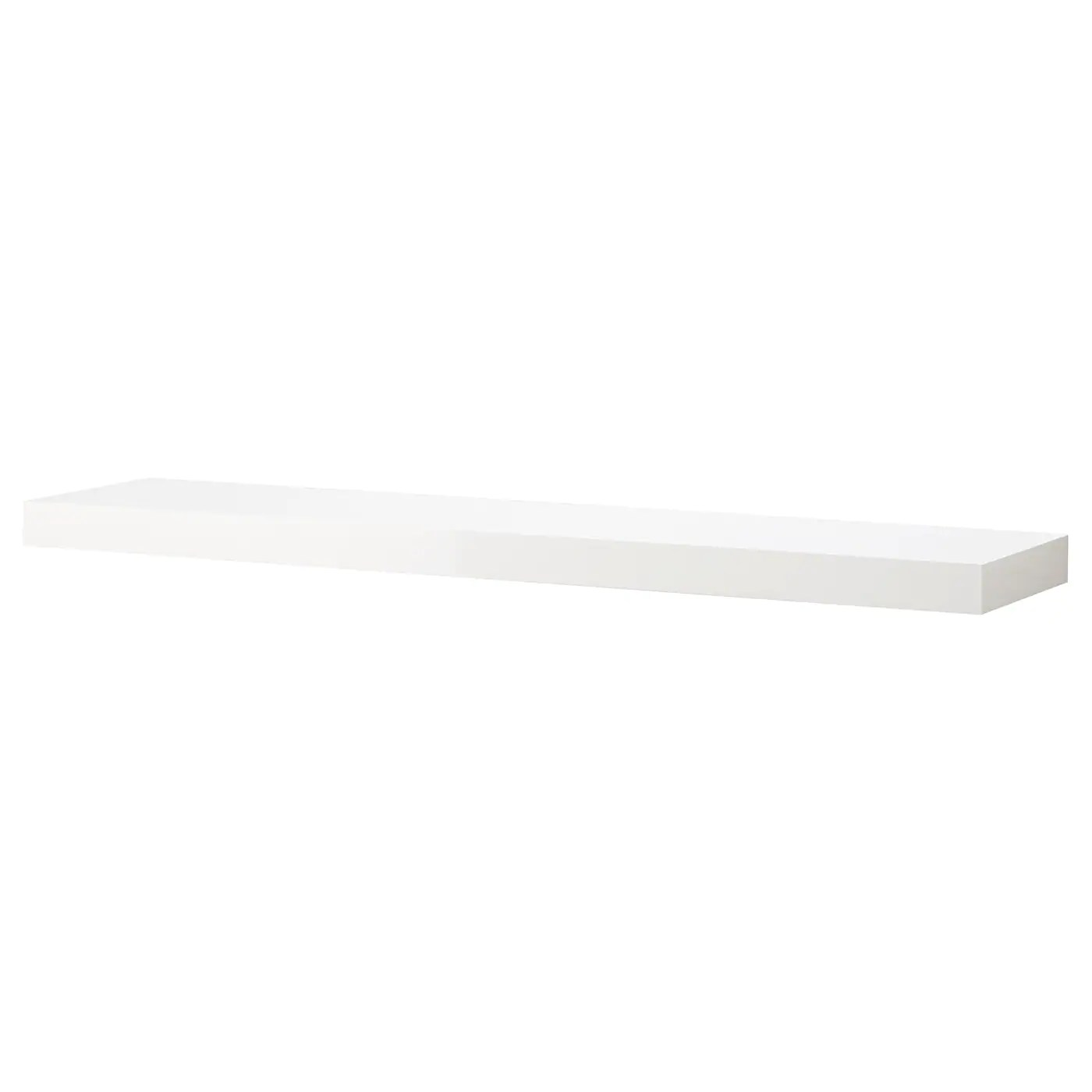 Wandregal Weiß Hochglanz Ikea Lack Wall Shelf White High Gloss 110 X 26 Cm Ikea