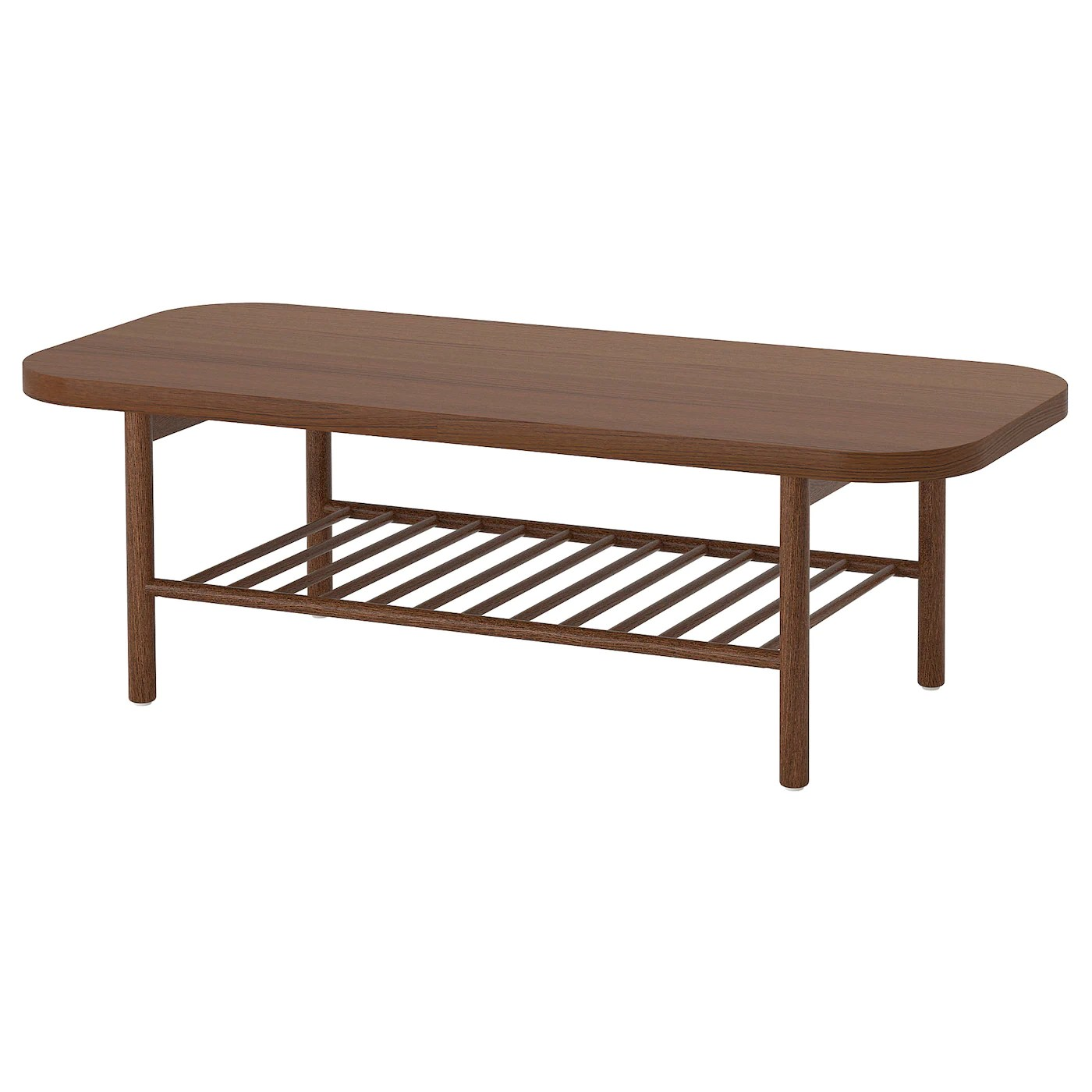 Couchtisch Darkwood Listerby Coffee Table Brown