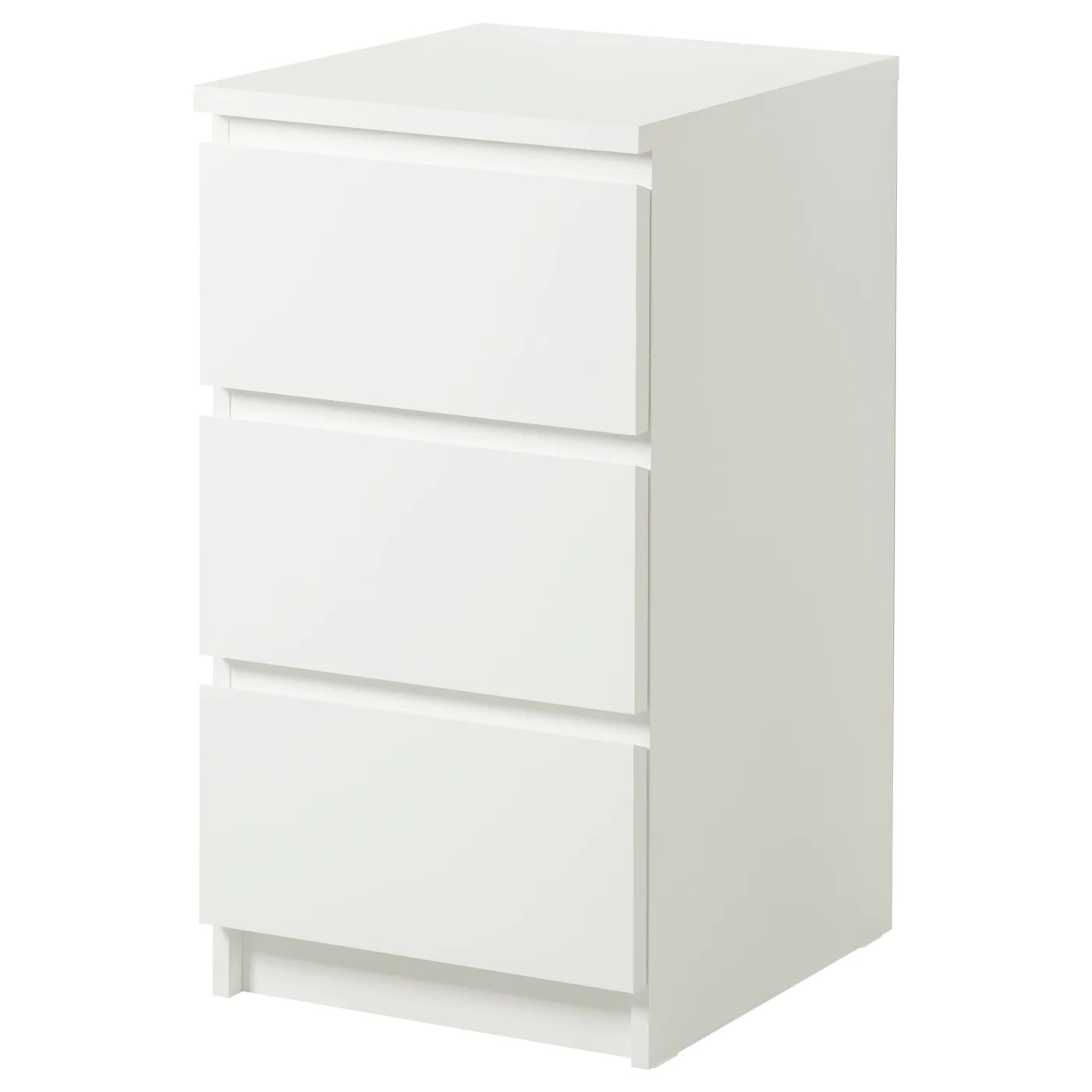 Kommode Weiß Hoch Malm Dressing Table White 120 X 41 Cm - Ikea