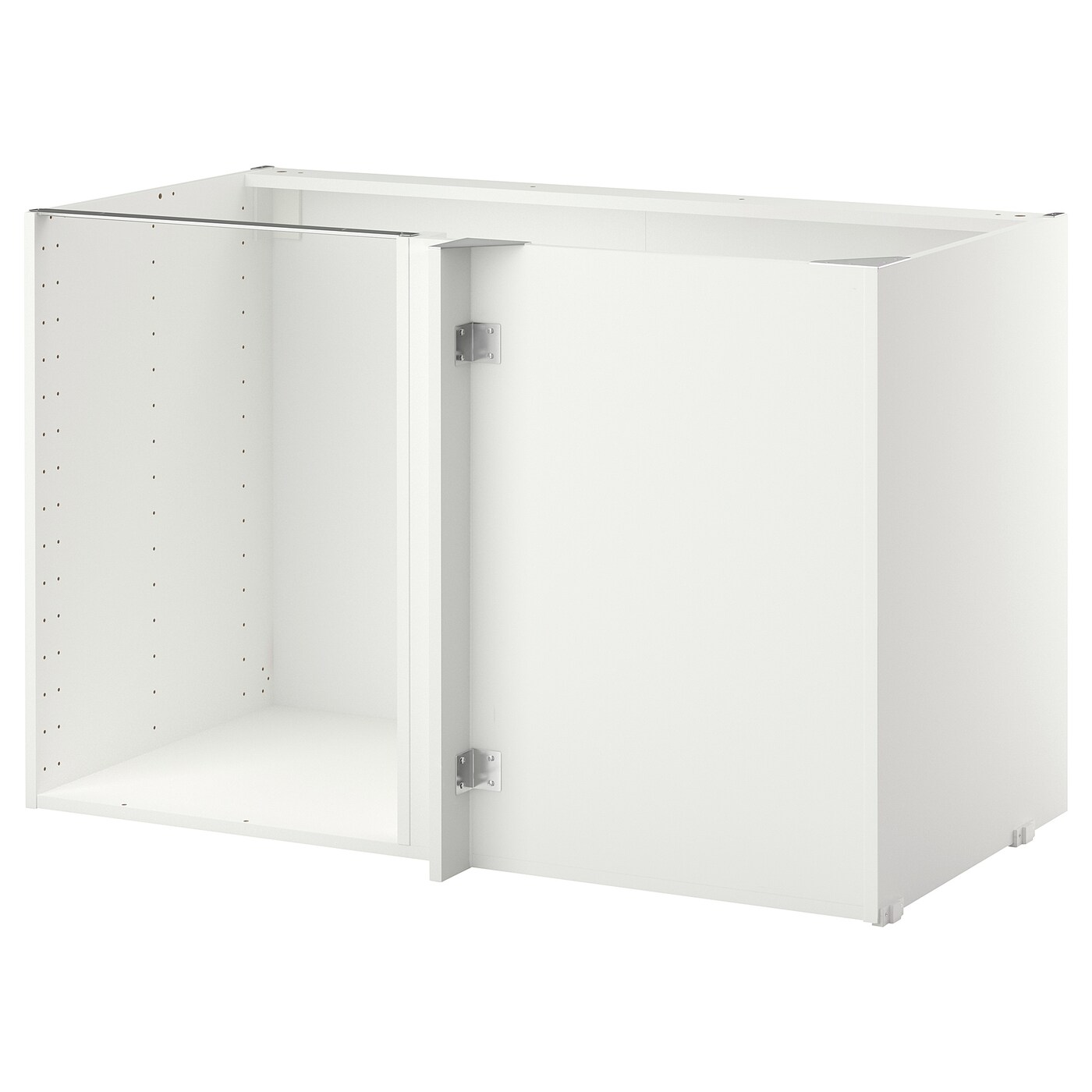 Ikea Method Metod Corner Base Cabinet Frame White