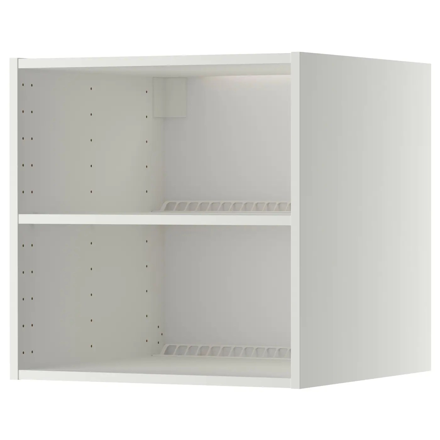 Schrank 60x60 Metod Fridge Freezer Top Cabinet Frame White 60 X 60 X 60