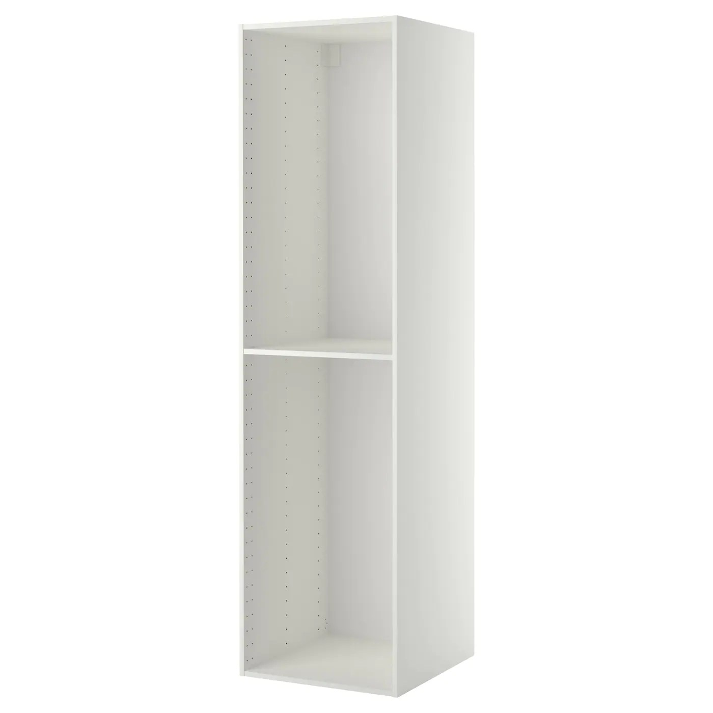 Ikea Method Metod High Cabinet Frame White