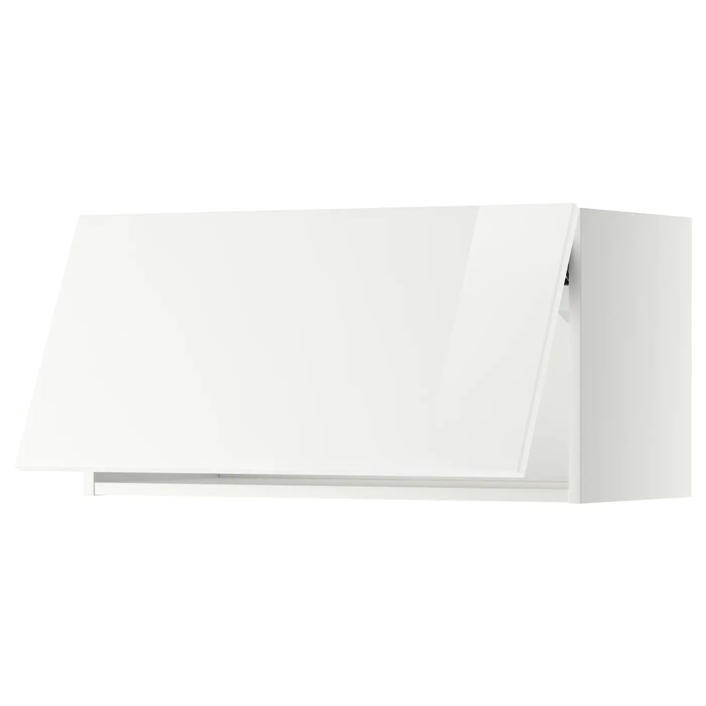 Ikea Method Metod Wall Cabinet Horizontal White Ringhult White