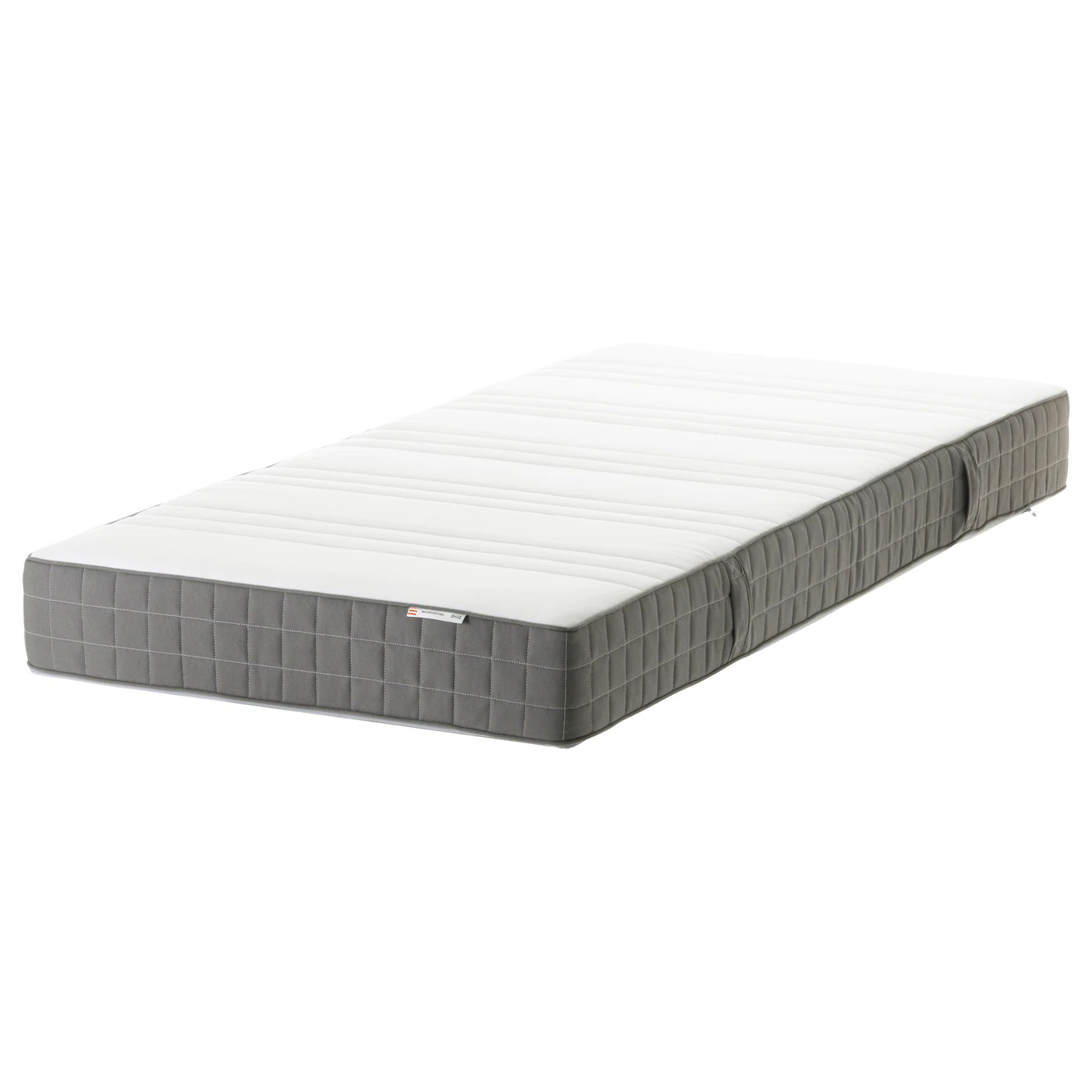 Matelas 80x190 Ikea Morgedal Memory Foam Mattress Medium Firm Dark Grey