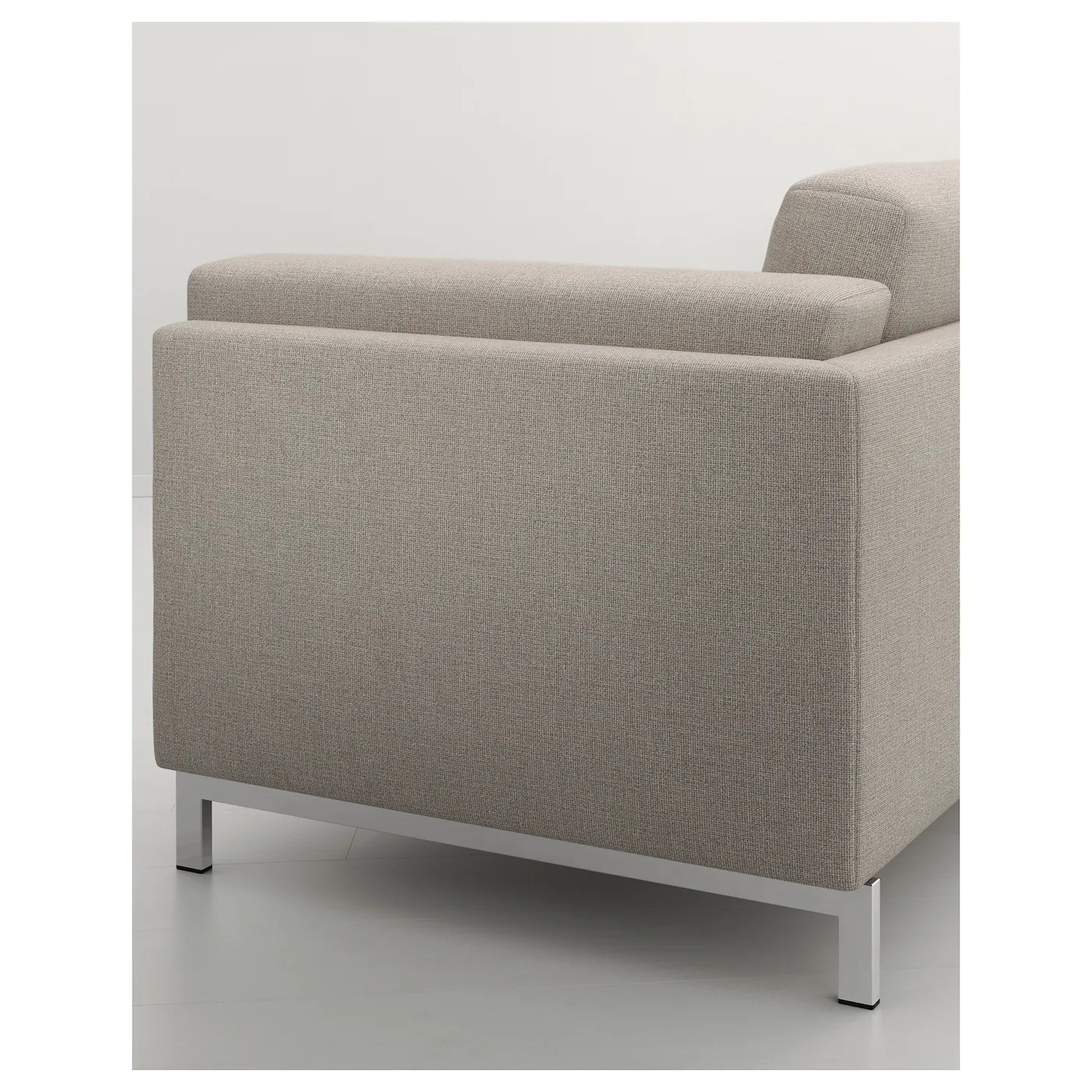 Ikea Nockeby Two Seat Sofa Nockeby Legs For 2 Seat Sofa Chrome Plated Ikea