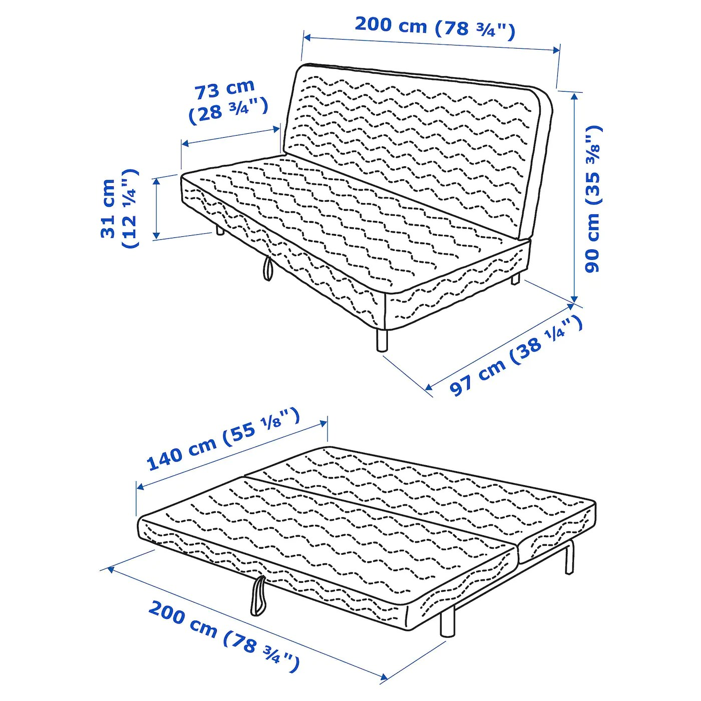 Kivik Sofa Pdf Ikea Sofa Bed Instructions