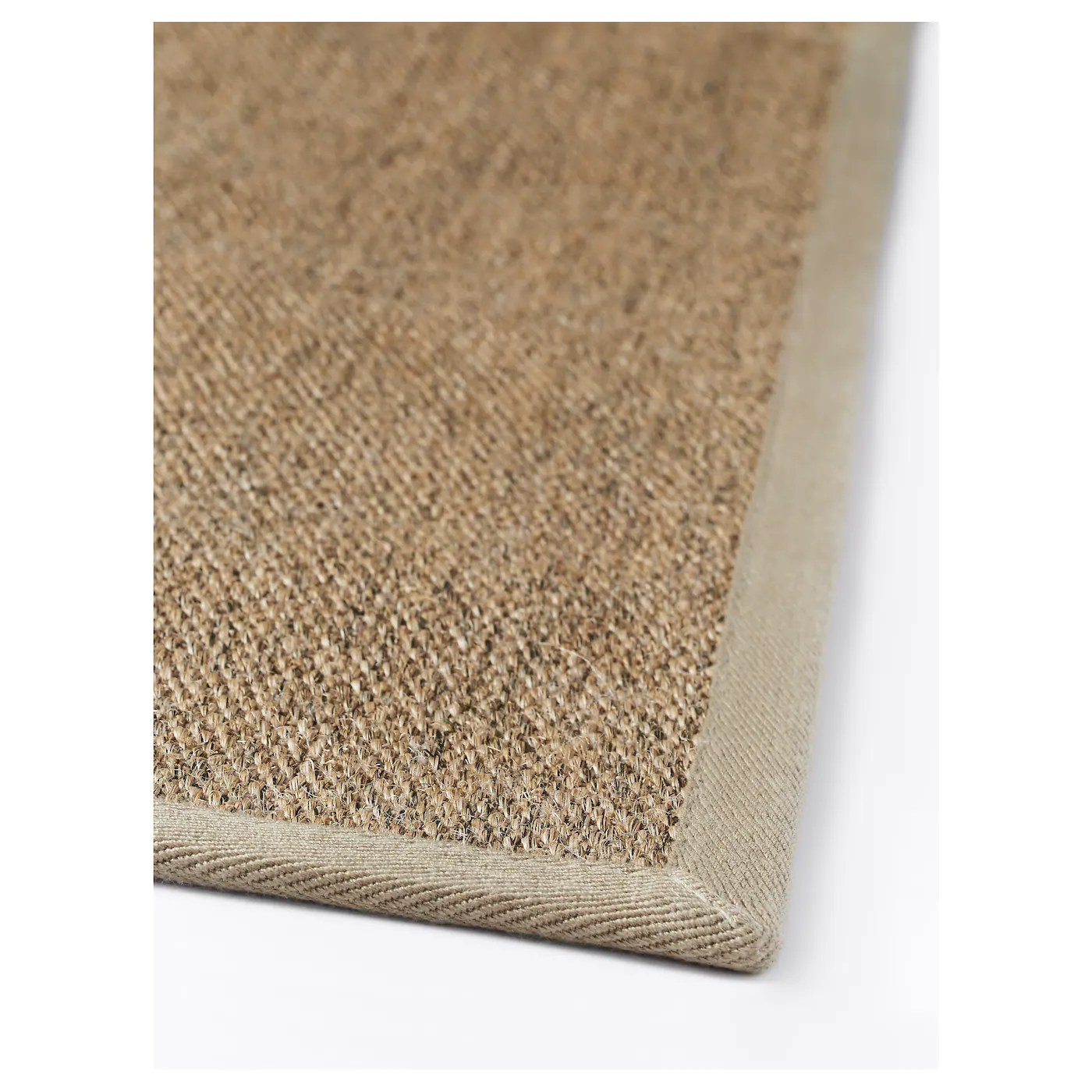 Tappeto Ikea Sisal Osted Rug Flatwoven Natural 80x140 Cm Ikea
