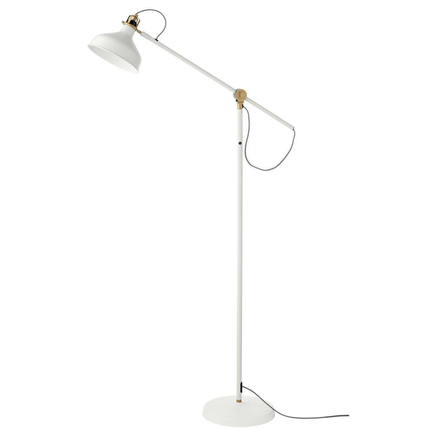 Ikea Reading Lamp Ranarp Floor Reading Lamp Off White