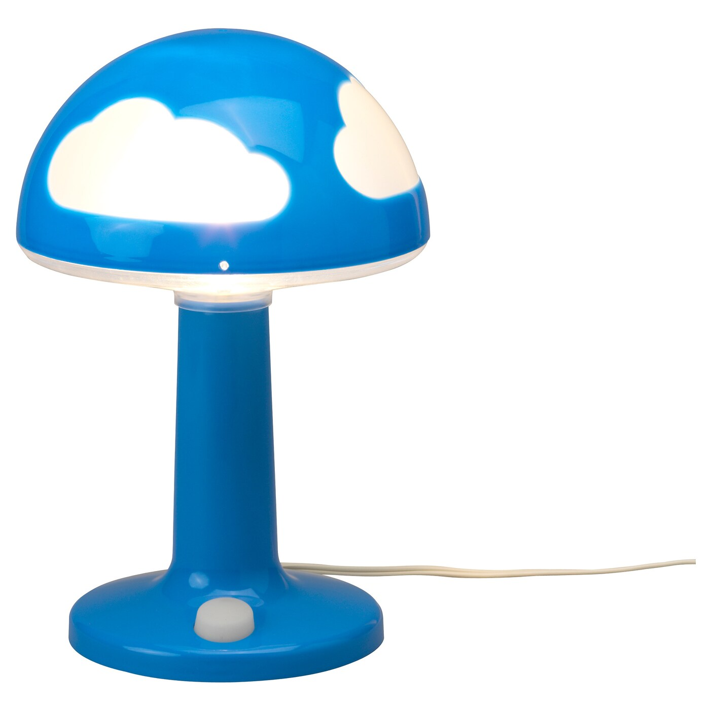 Child Safe Lamps Skojig Table Lamp Blue Ikea