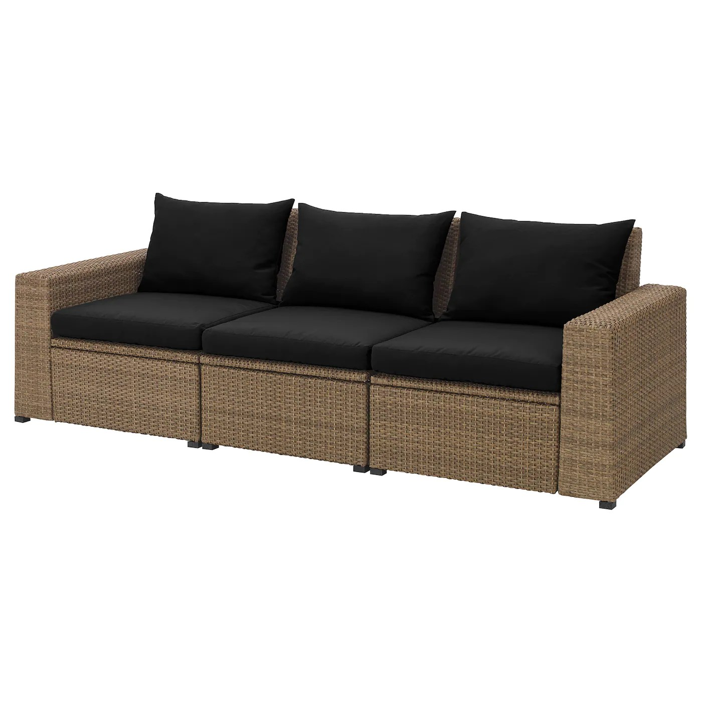 Garden Sofa Two Seater Outdoor Garden Sofas Ikea