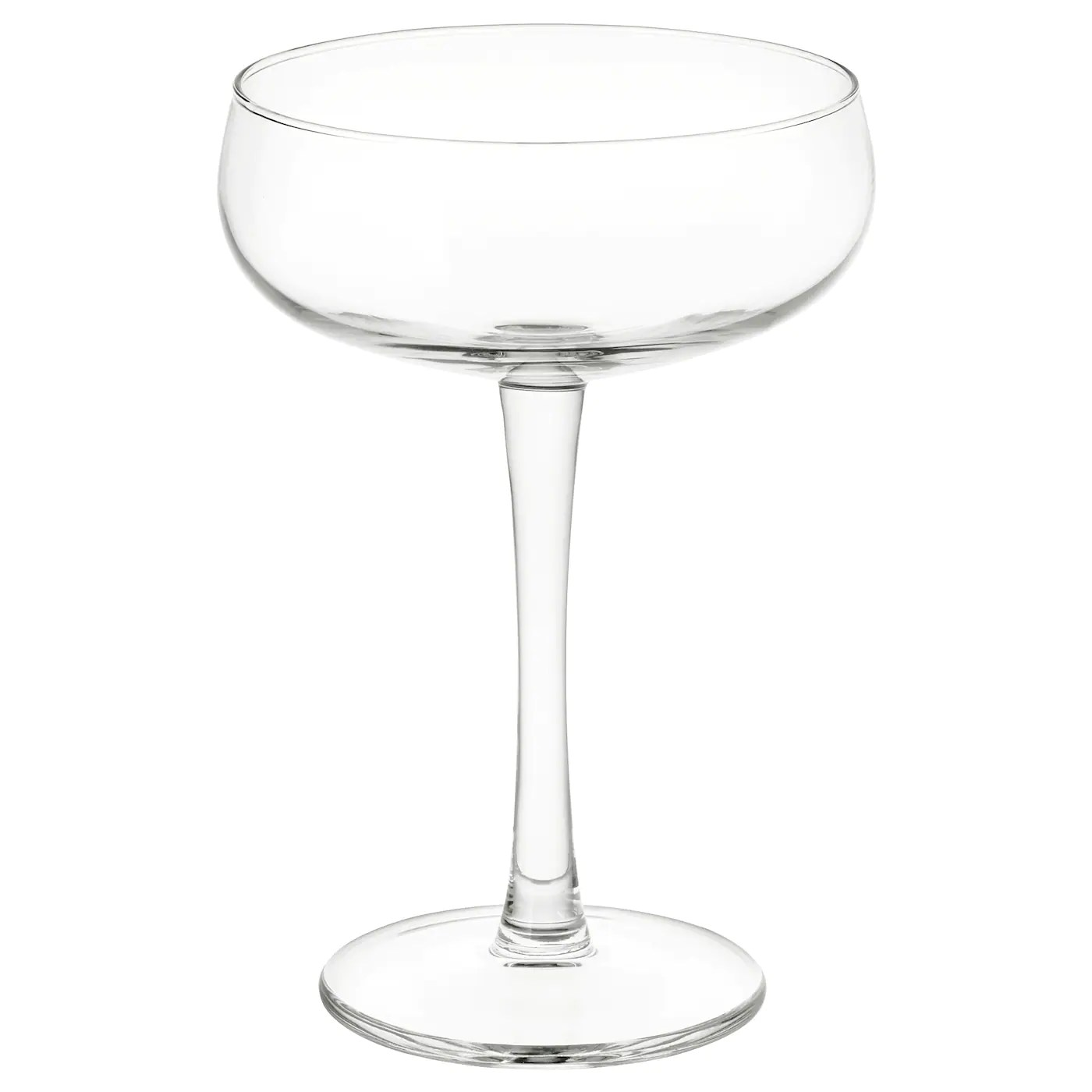 Champagne Coupe Storhet Champagne Coupe Clear Glass